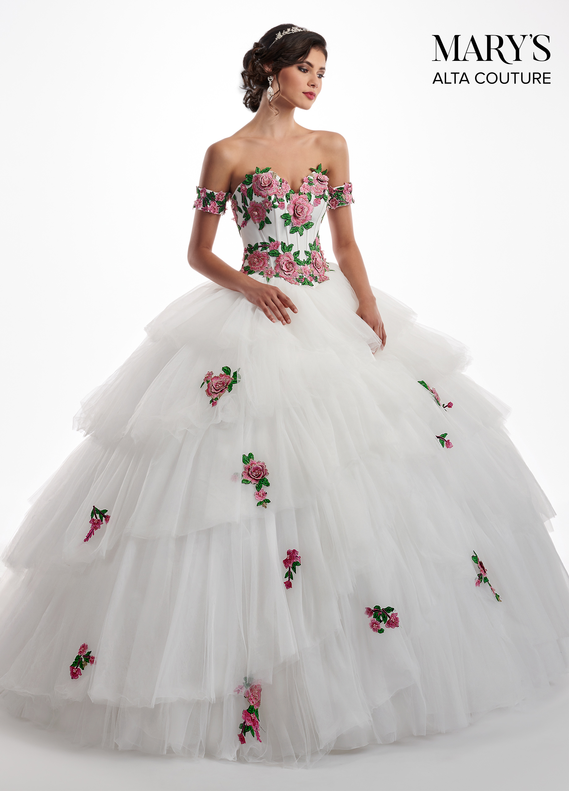 Quinceanera Couture Dresses | Alta Couture | Style - MQ3028