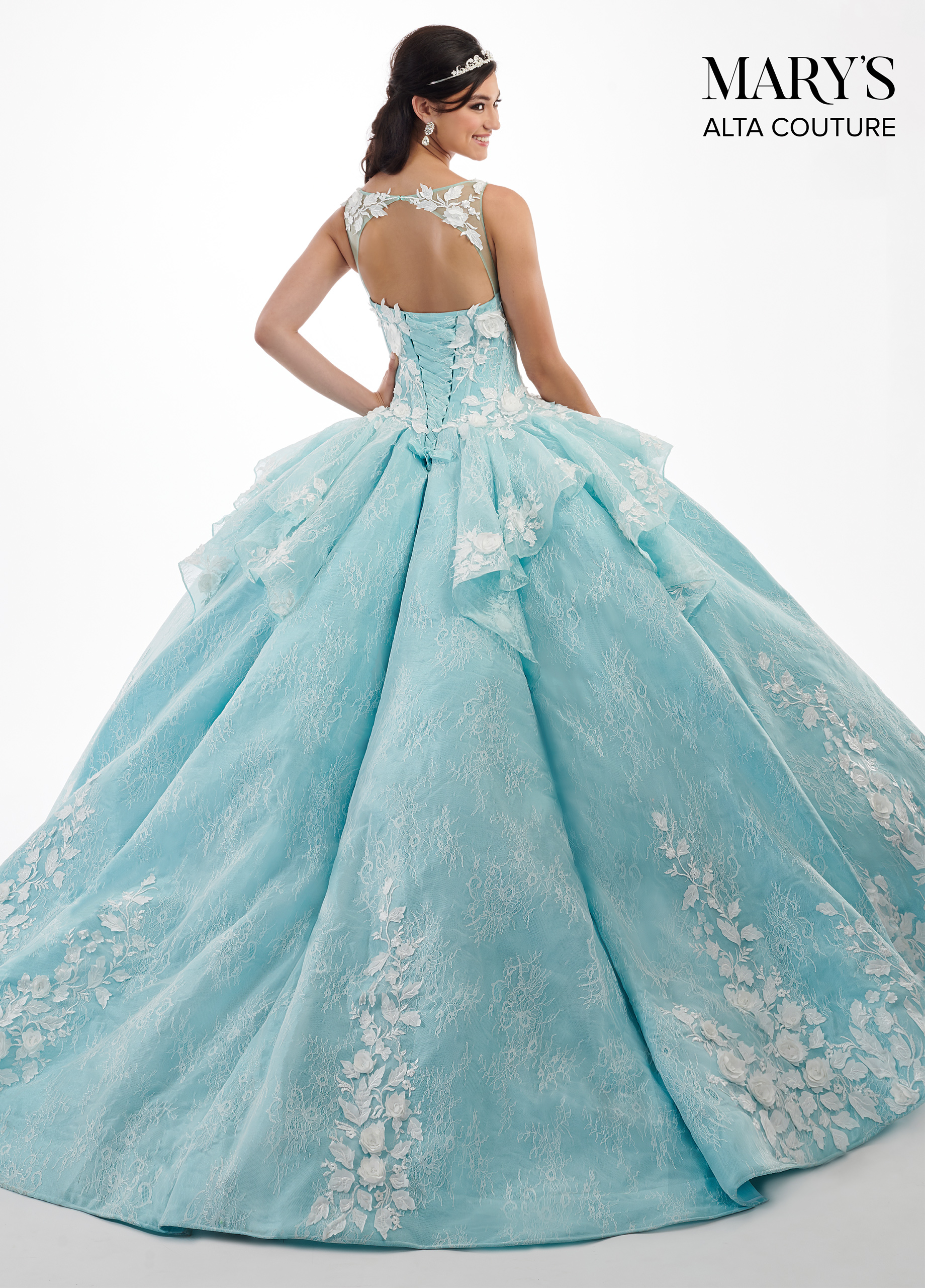 Quinceanera Couture Dresses | Alta Couture | Style - MQ3029