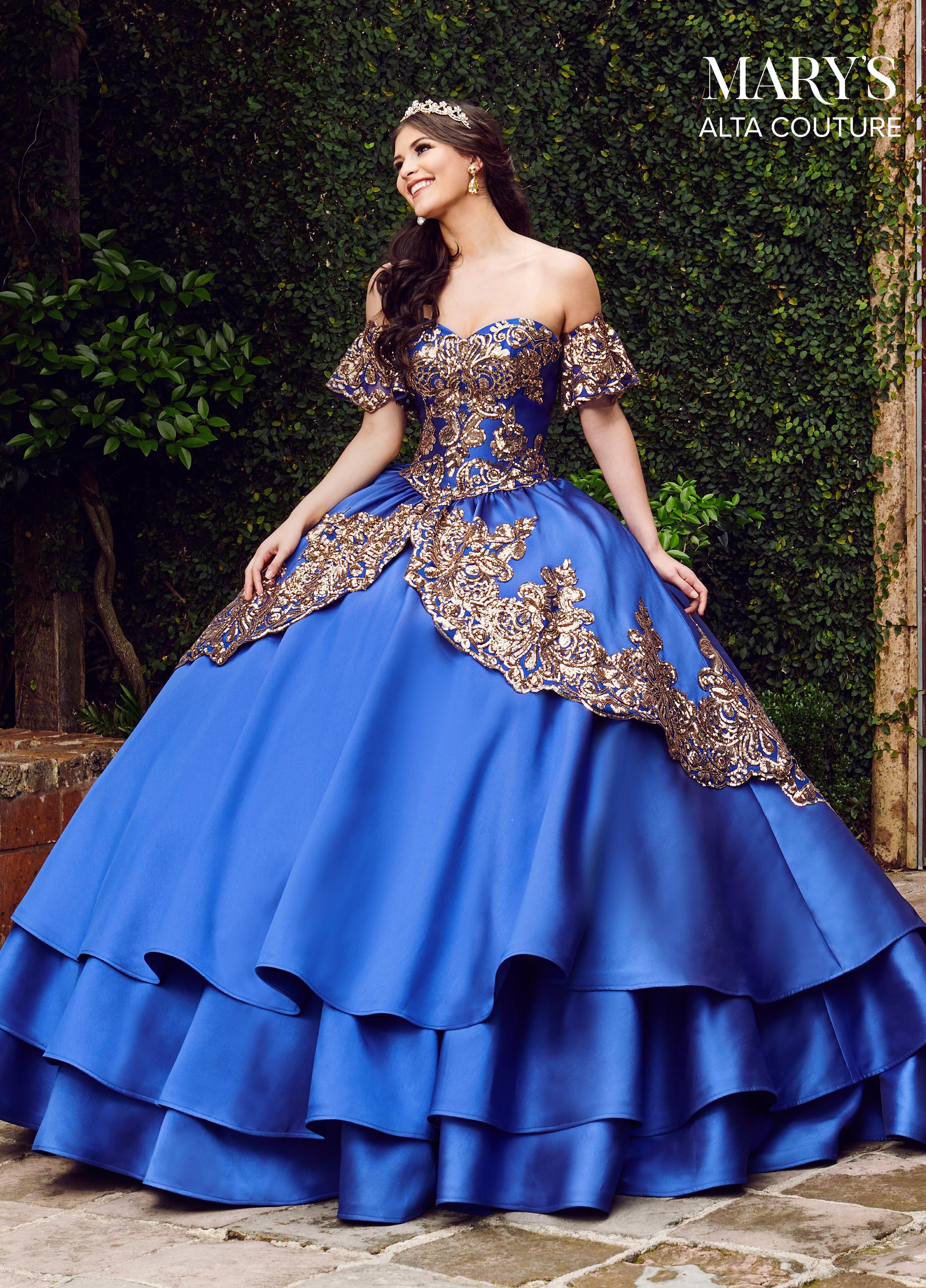 Quinceanera Couture Dresses | Alta Couture | Style - MQ3030