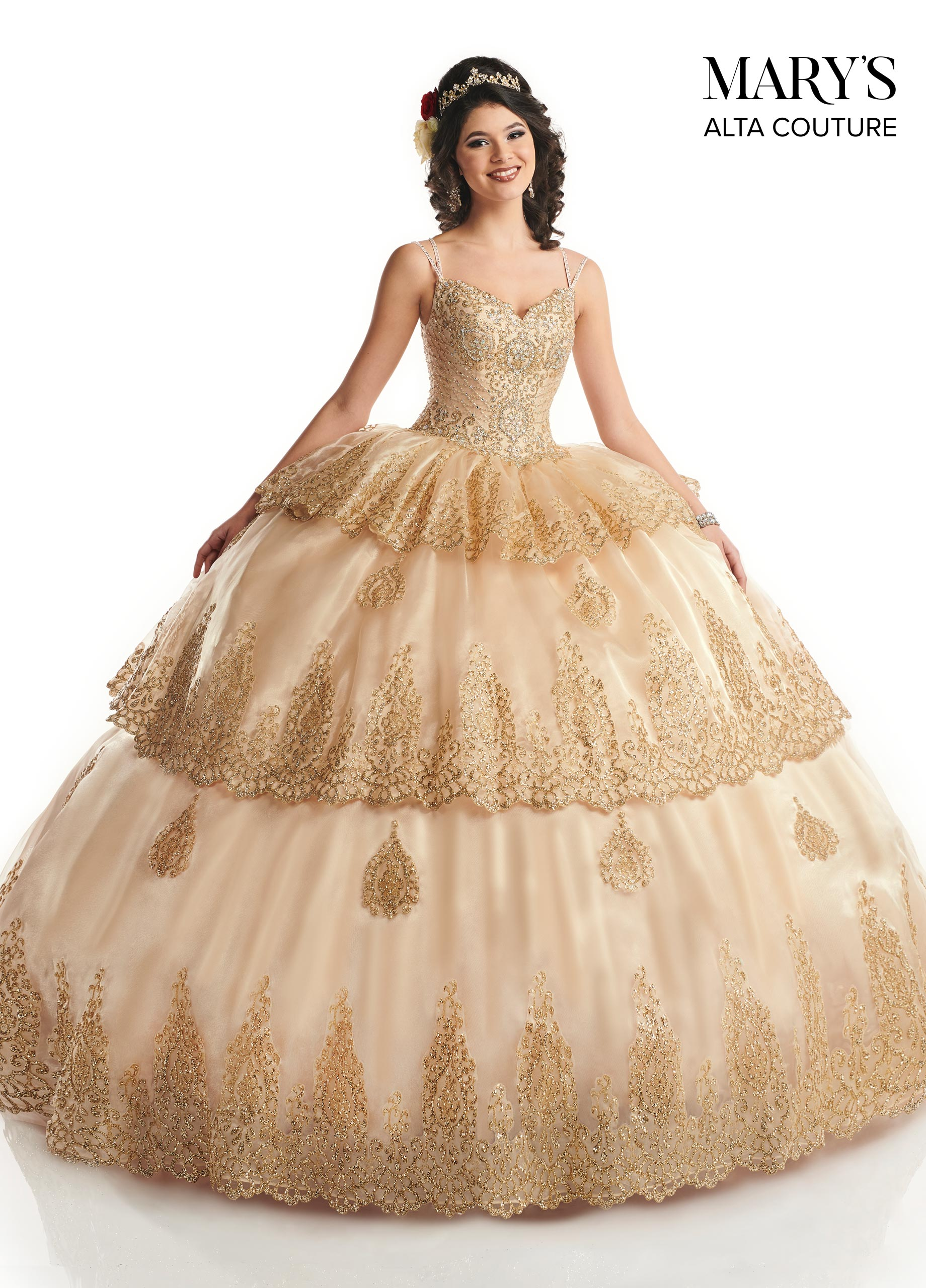 Quinceanera Couture Dresses | Alta Couture | Style - MQ3031