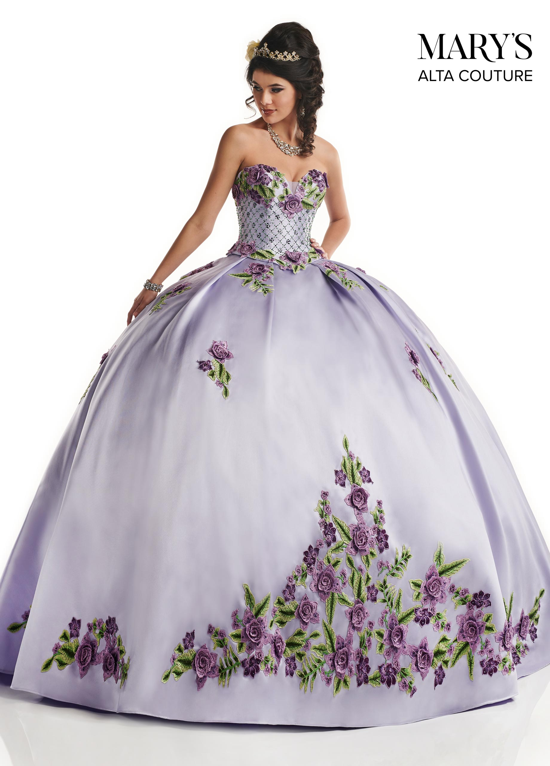 Quinceanera Couture Dresses | Alta Couture | Style - MQ3033