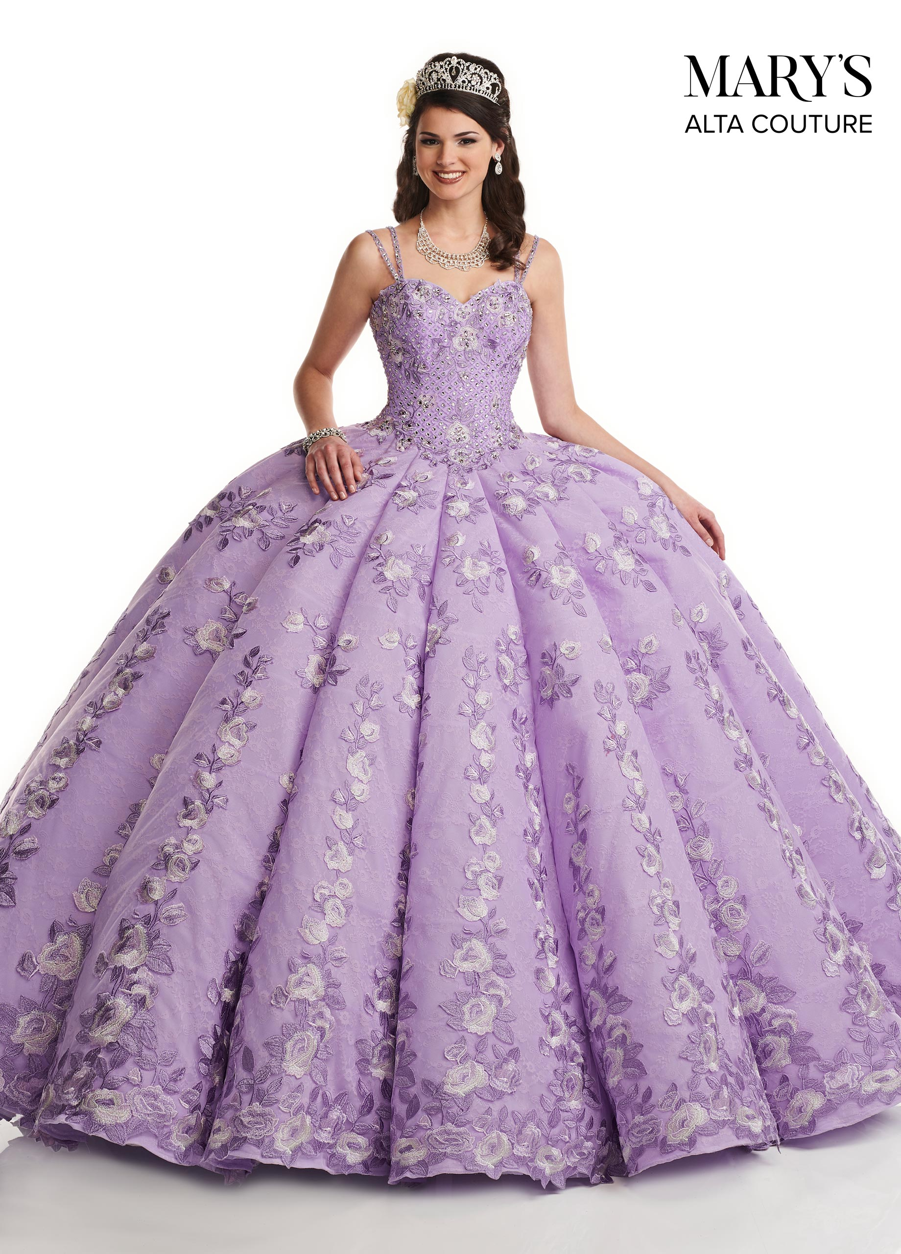 Quinceanera Couture Dresses | Alta Couture | Style - MQ3035