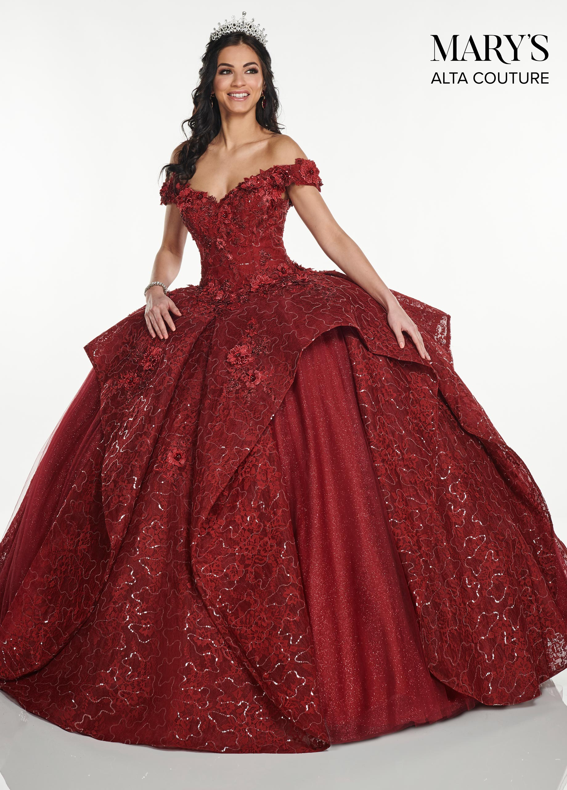 Quinceanera Couture Dresses | Alta Couture | Style - MQ3036