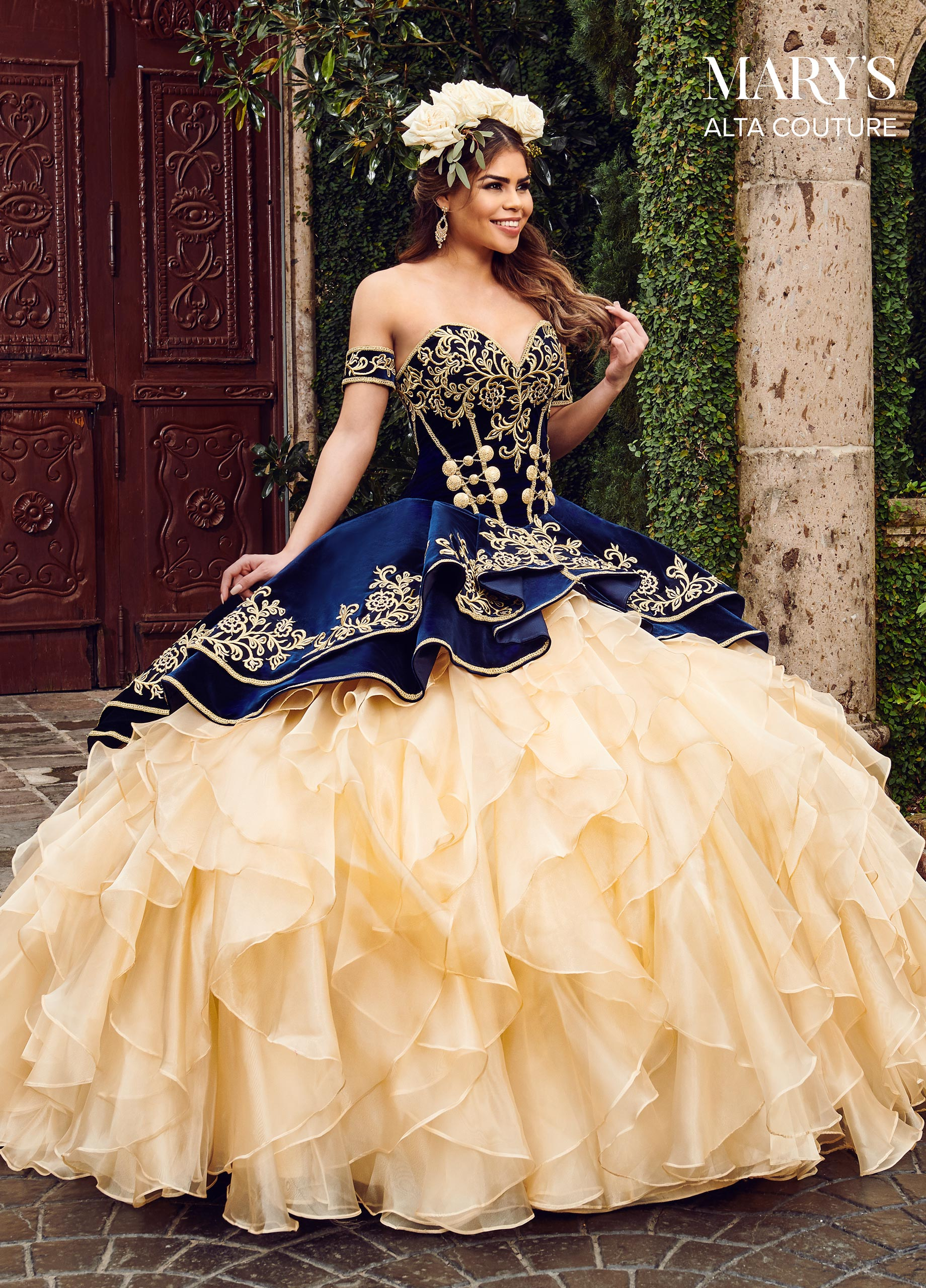 Quinceanera Couture Dresses | Alta Couture | Style - MQ3037