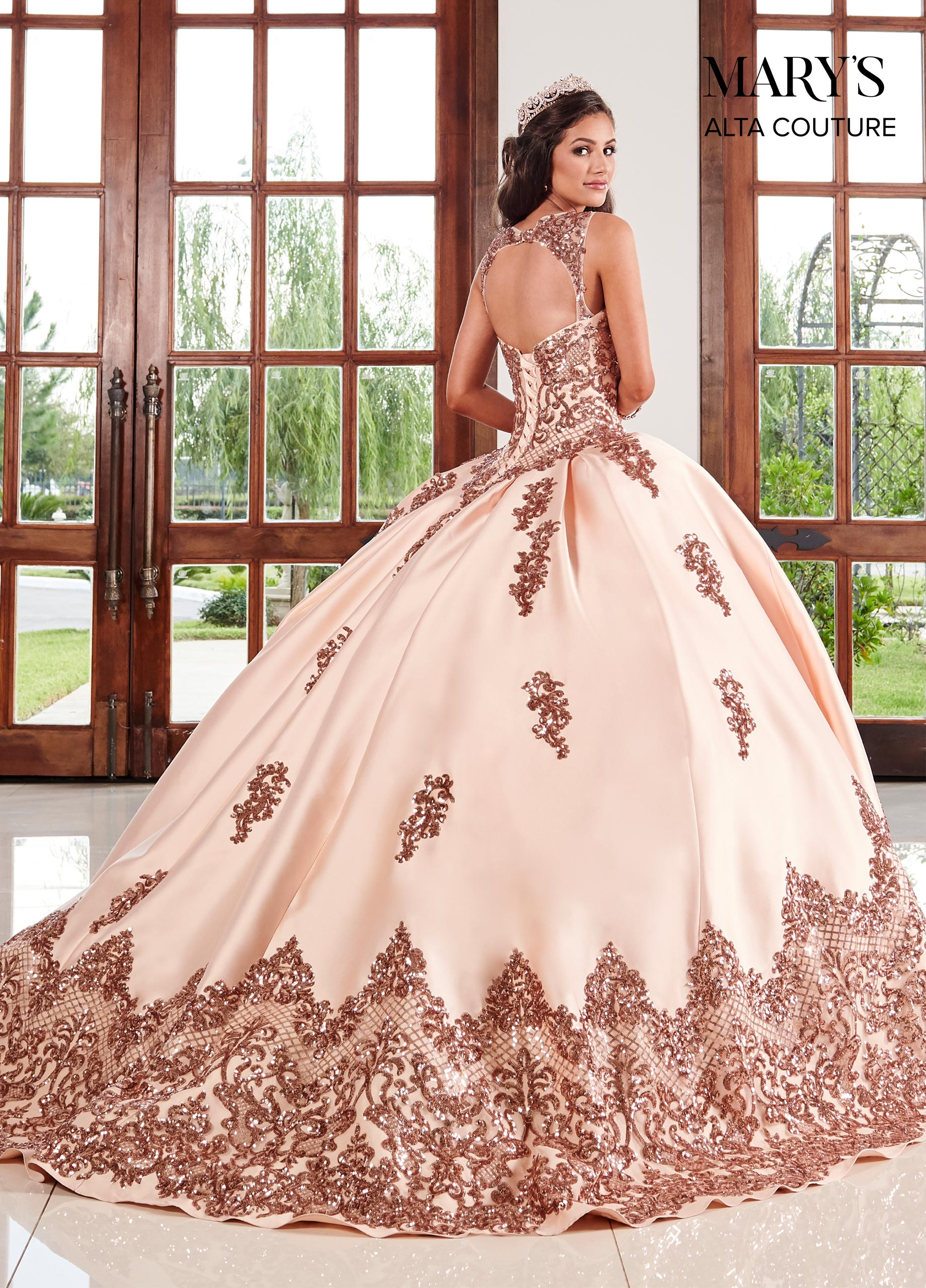 Quinceanera Couture Dresses | Alta Couture | Style - MQ3038