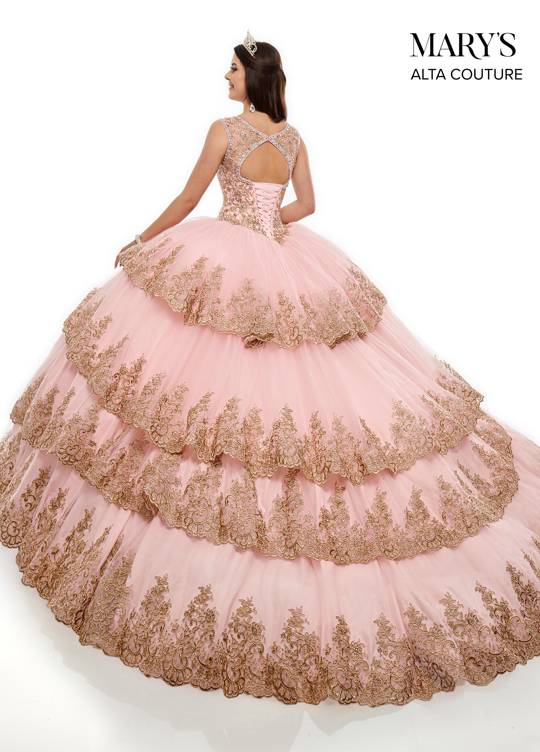 Quinceanera Couture Dresses | Alta Couture | Style - MQ3039