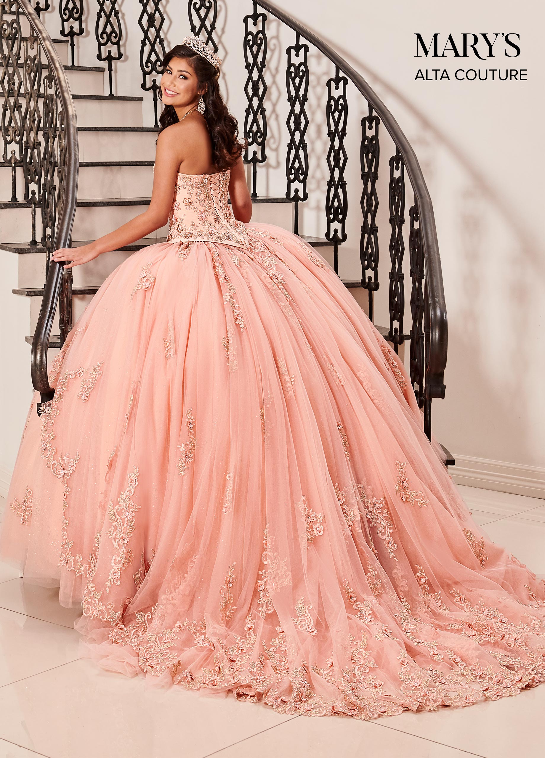 Quinceanera Couture Dresses | Alta Couture | Style - MQ3042