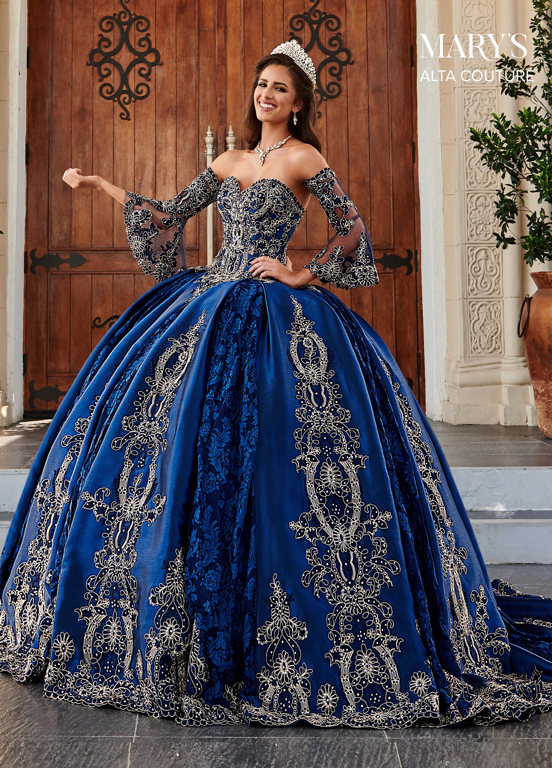 Quinceanera Couture Dresses | Alta Couture | Style - MQ3044