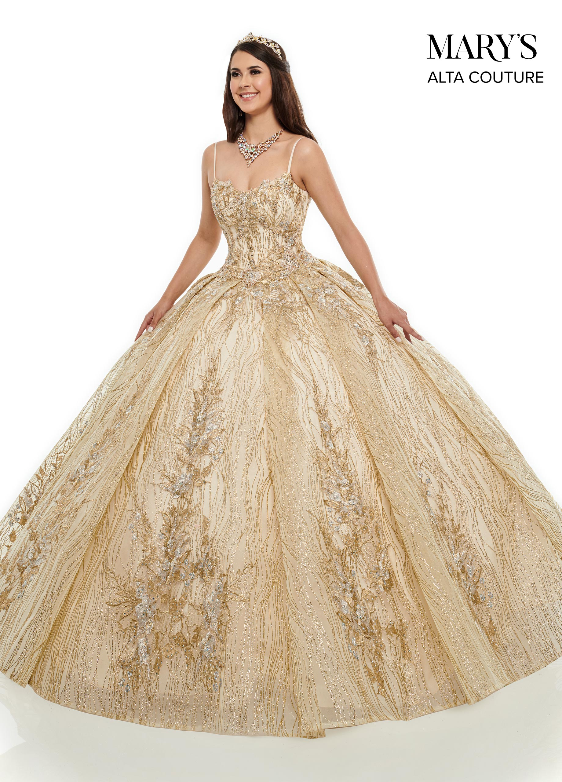 Quinceanera Couture Dresses | Alta Couture | Style - MQ3046