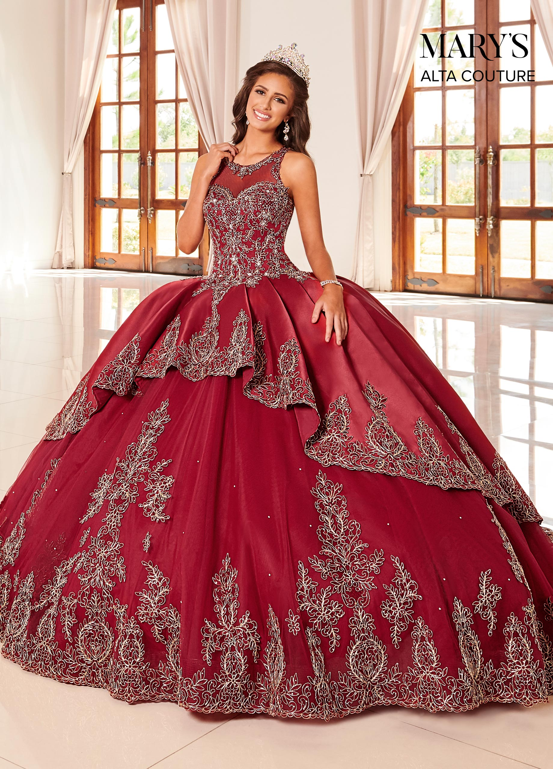 Quinceanera Couture Dresses | Alta Couture | Style - MQ3047