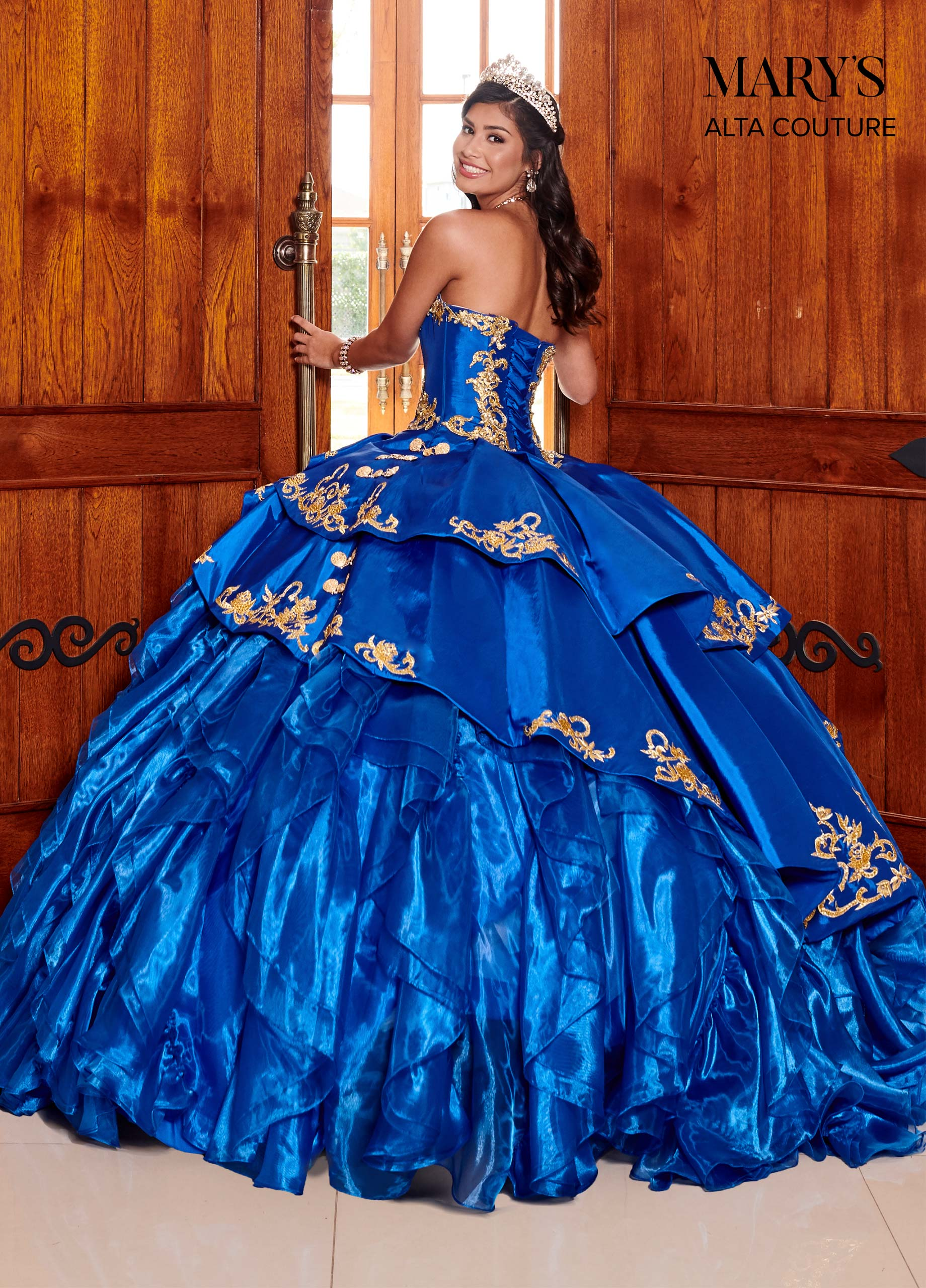 Quinceanera Couture Dresses | Alta Couture | Style - MQ3049