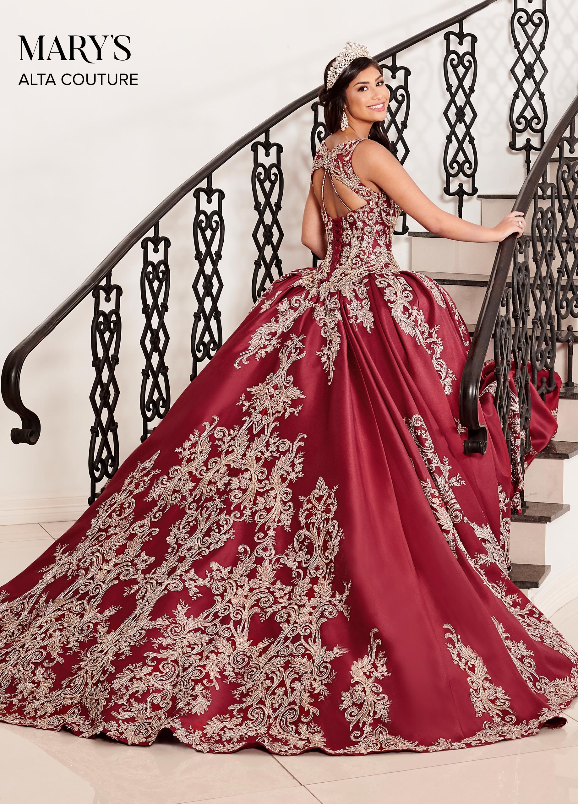 Quinceanera Couture Dresses | Alta Couture | Style - MQ3050
