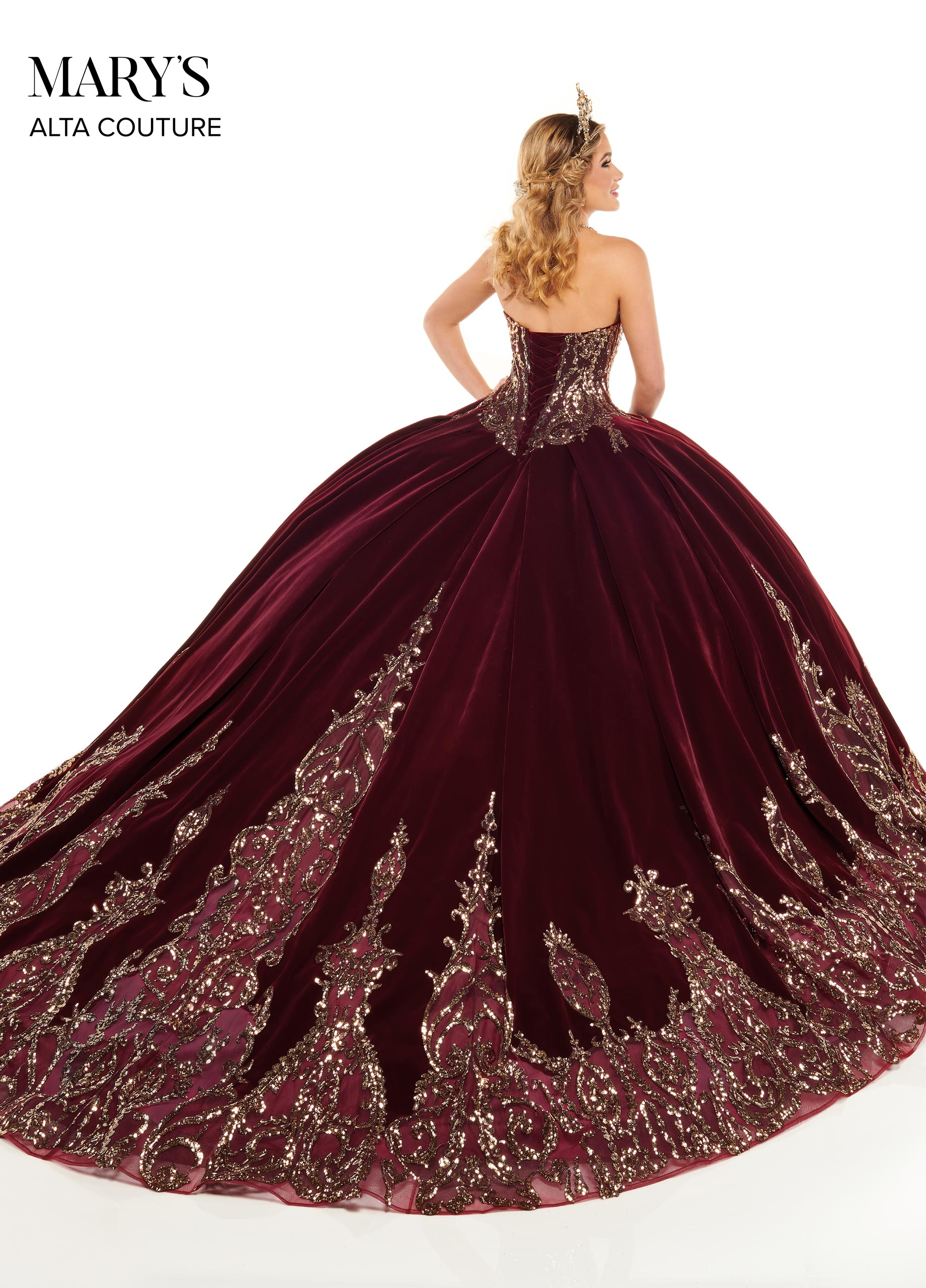 Quinceanera Couture Dresses | Alta Couture | Style - MQ3051
