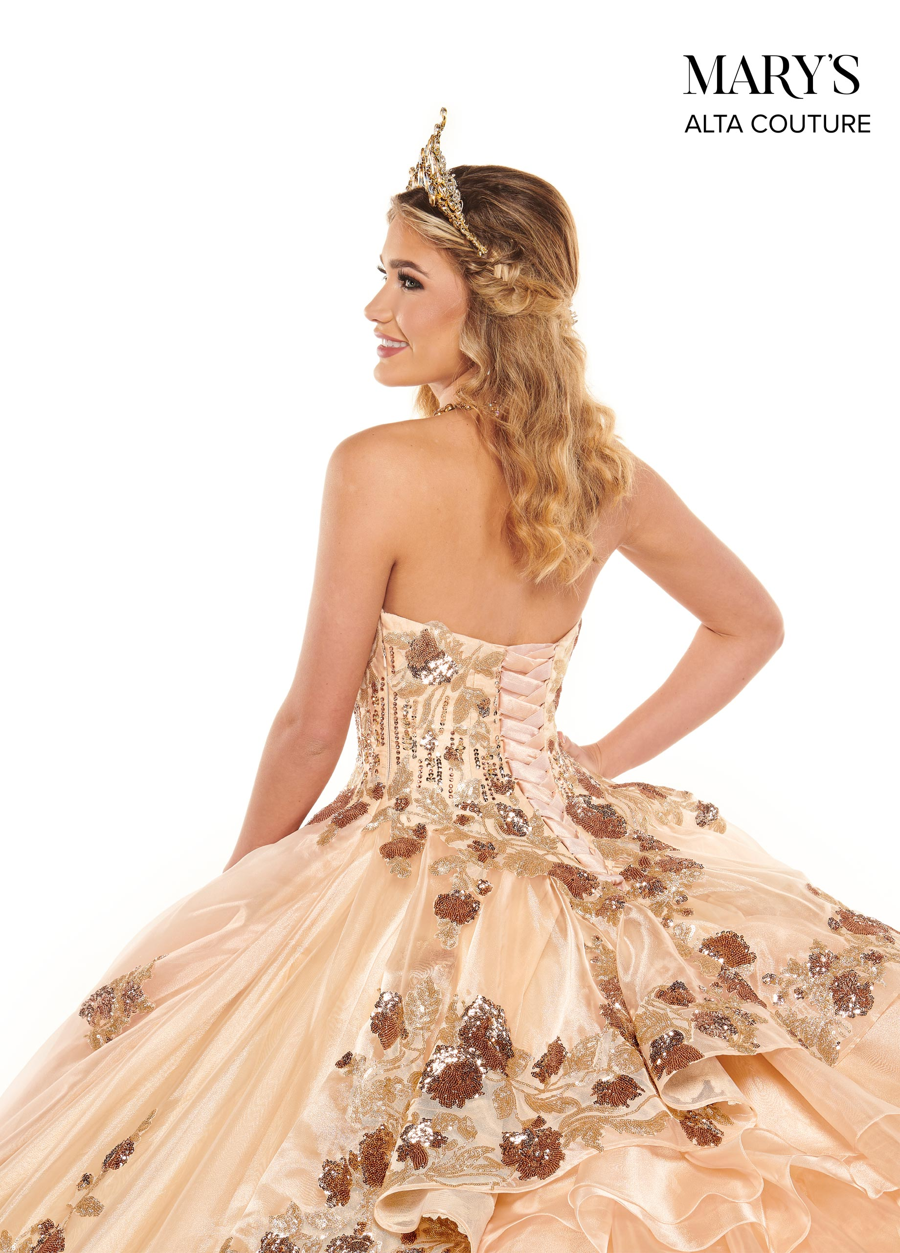 Quinceanera Couture Dresses | Alta Couture | Style - MQ3052
