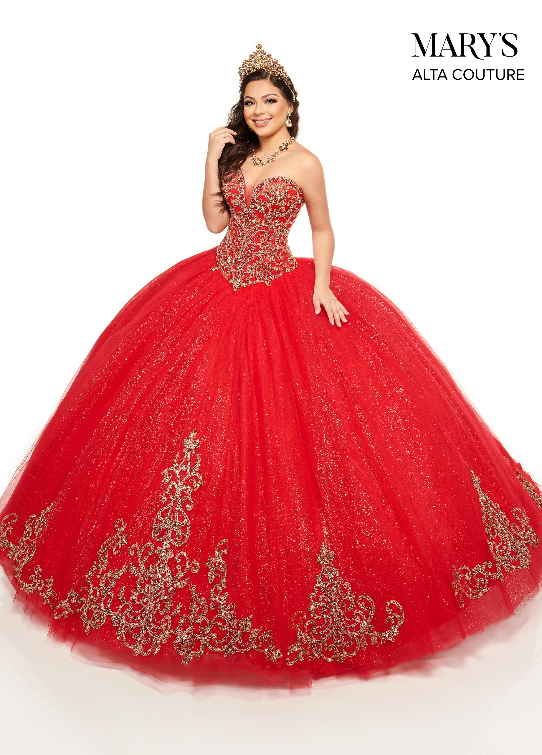Quinceanera Couture Dresses | Alta Couture | Style - MQ3053