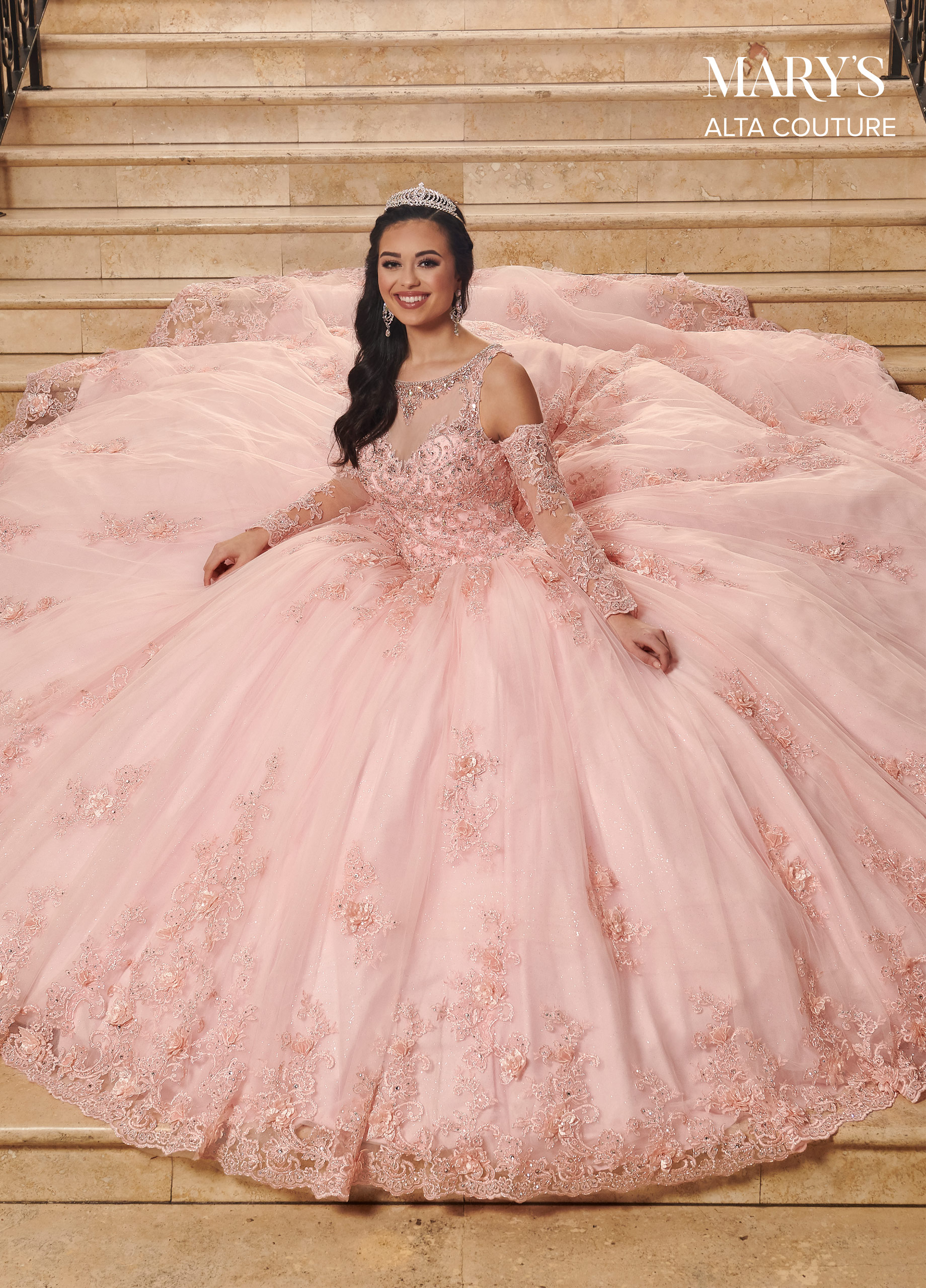 Quinceanera Couture Dresses | Alta Couture | Style - MQ3054