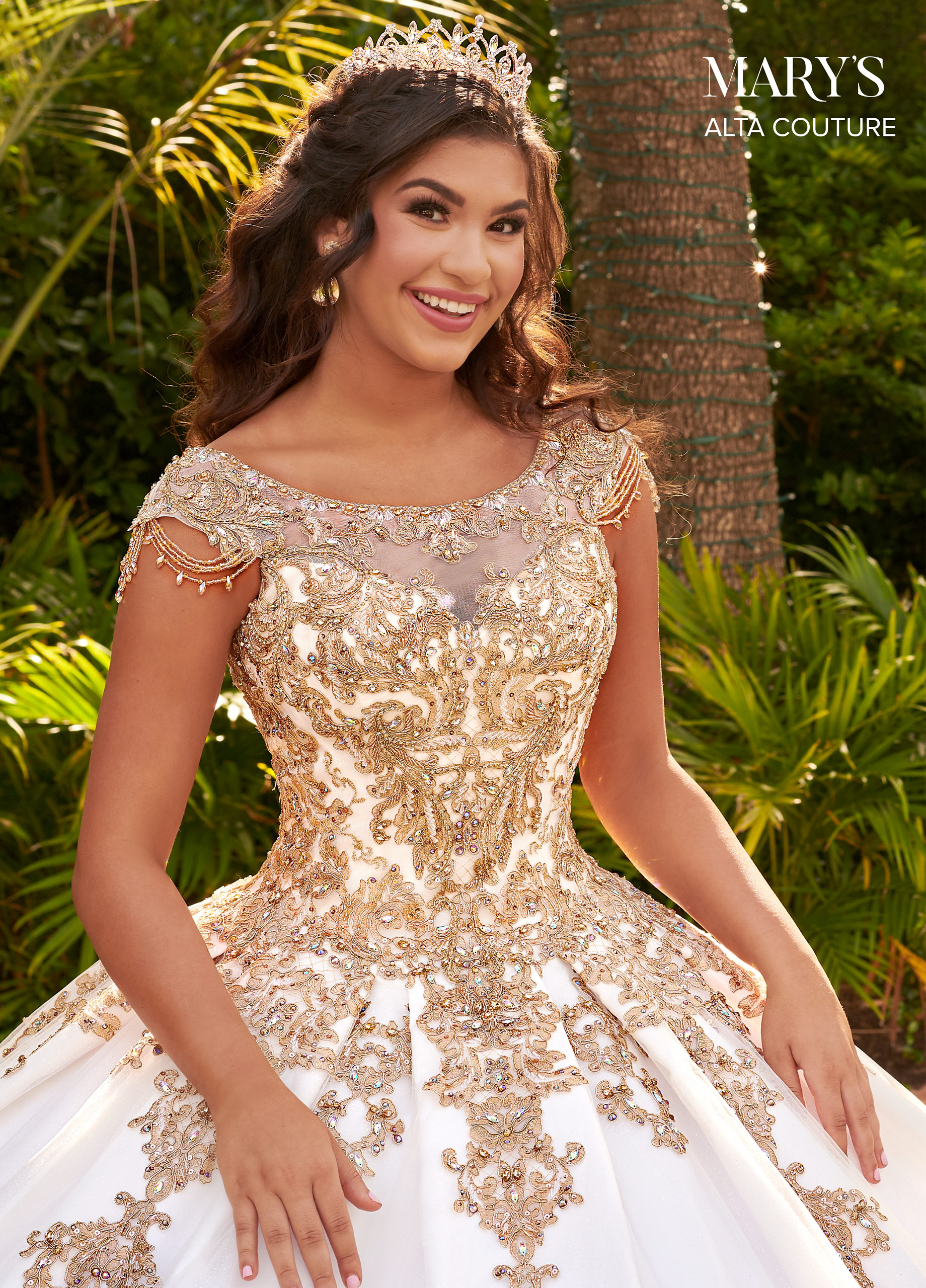 Quinceanera Couture Dresses | Alta Couture | Style - MQ3055