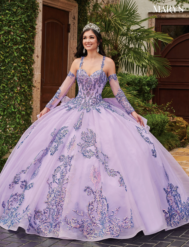 Rose Petal Color Quinceanera Couture Dresses - Style - MQ3056