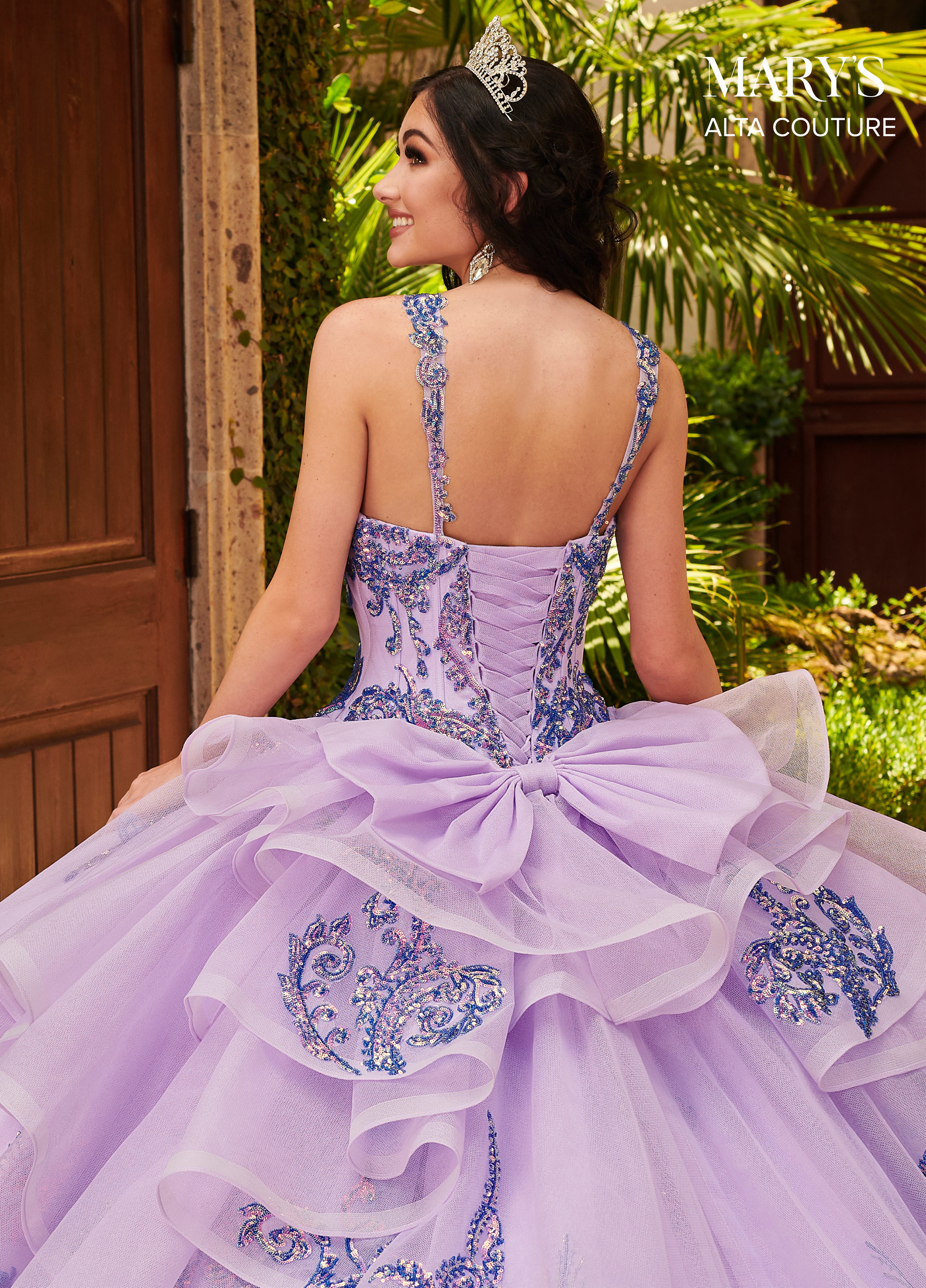 Quinceanera Couture Dresses | Alta Couture | Style - MQ3056