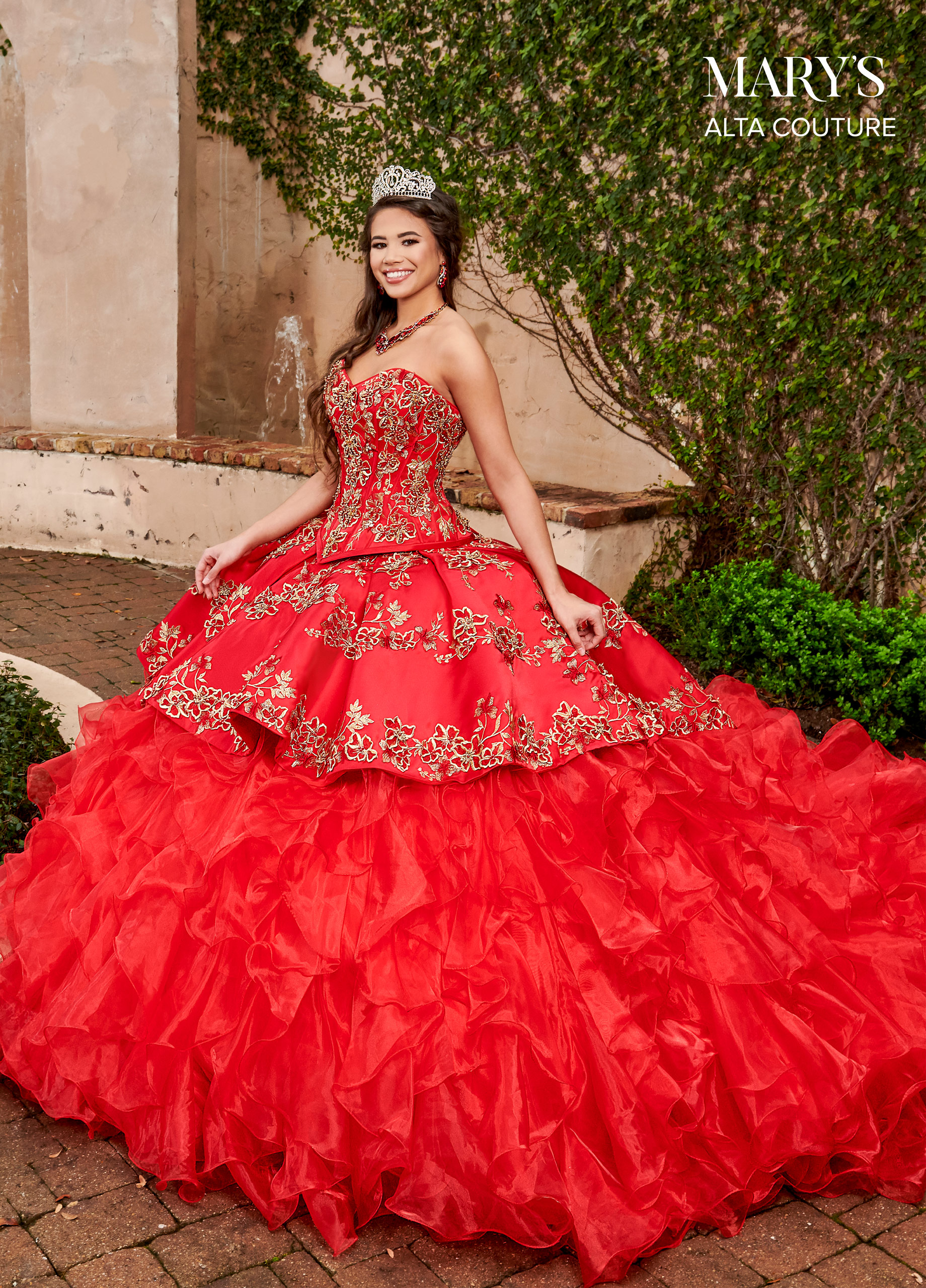 Quinceanera Couture Dresses | Alta Couture | Style - MQ3058