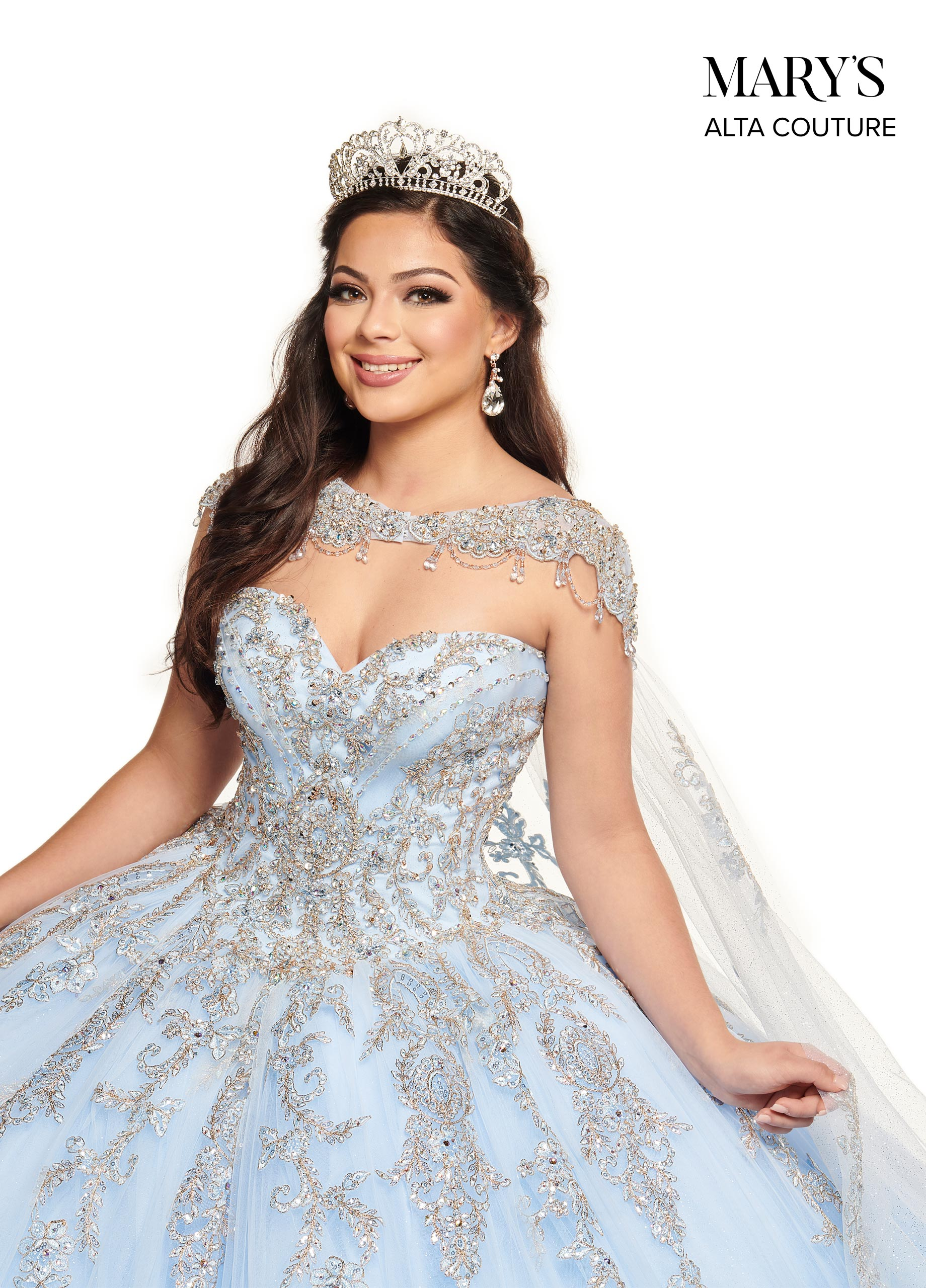Quinceanera Couture Dresses | Alta Couture | Style - MQ3059