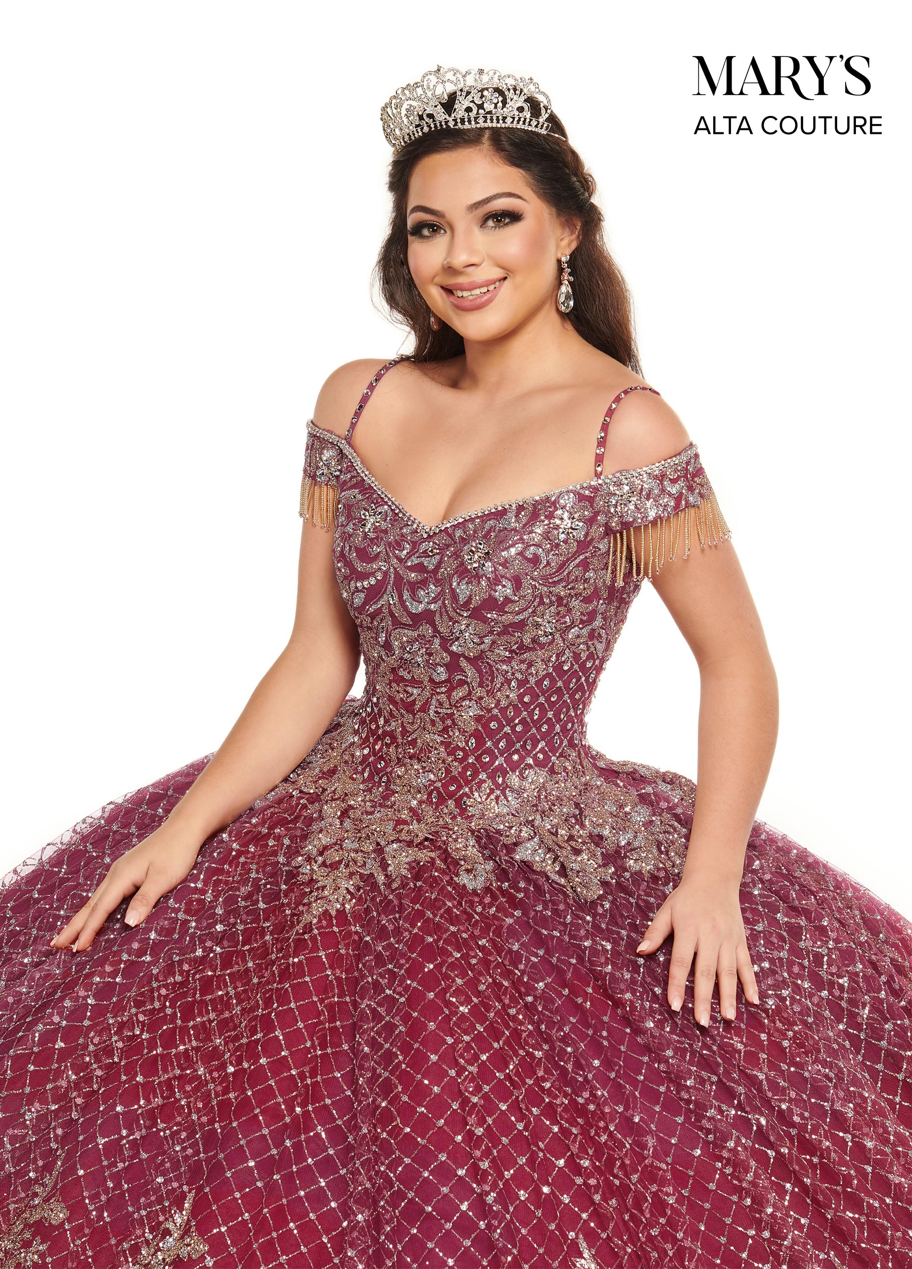 Quinceanera Couture Dresses | Alta Couture | Style - MQ3060