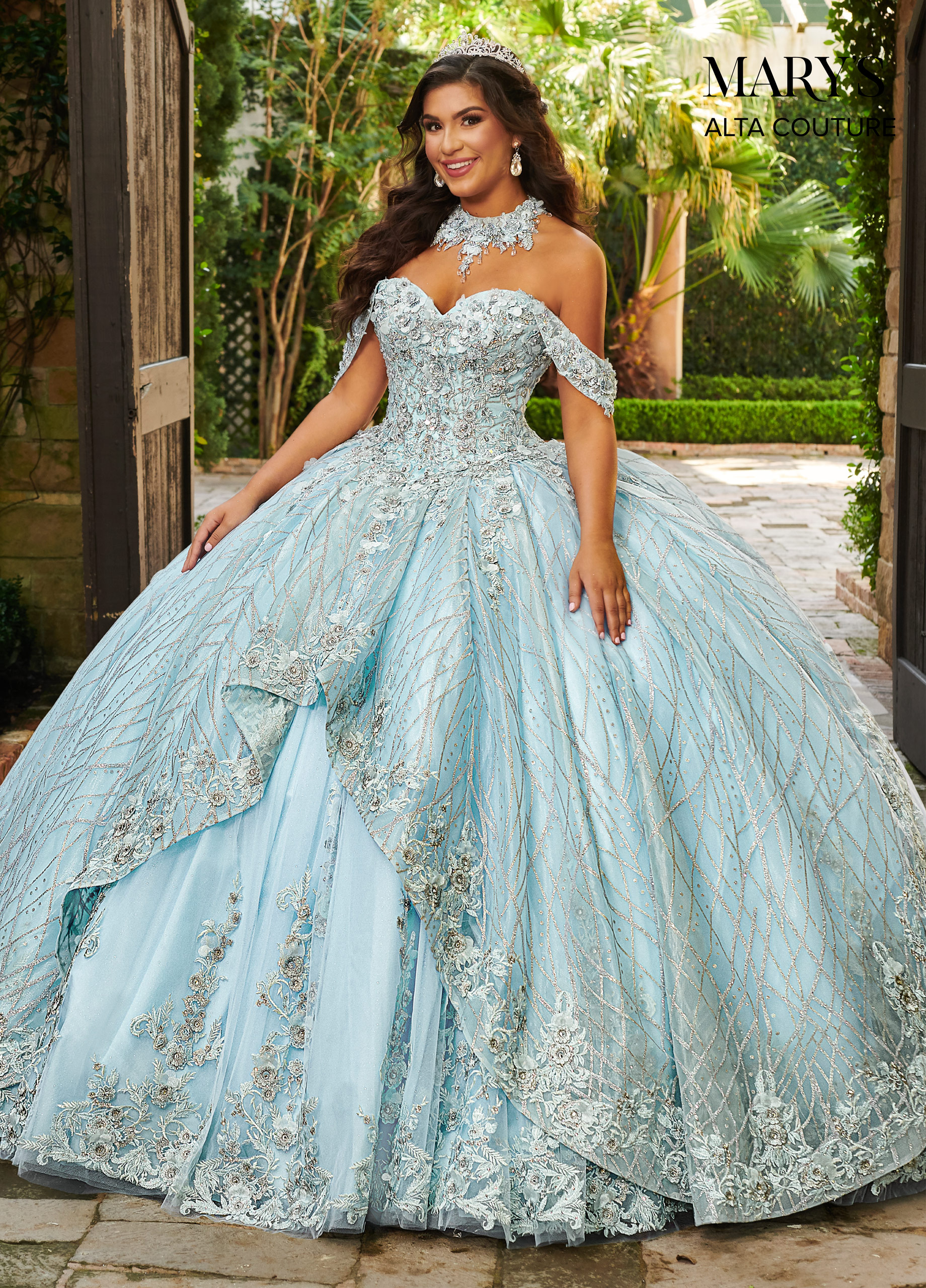Quinceanera Couture Dresses | Alta Couture | Style - MQ3061