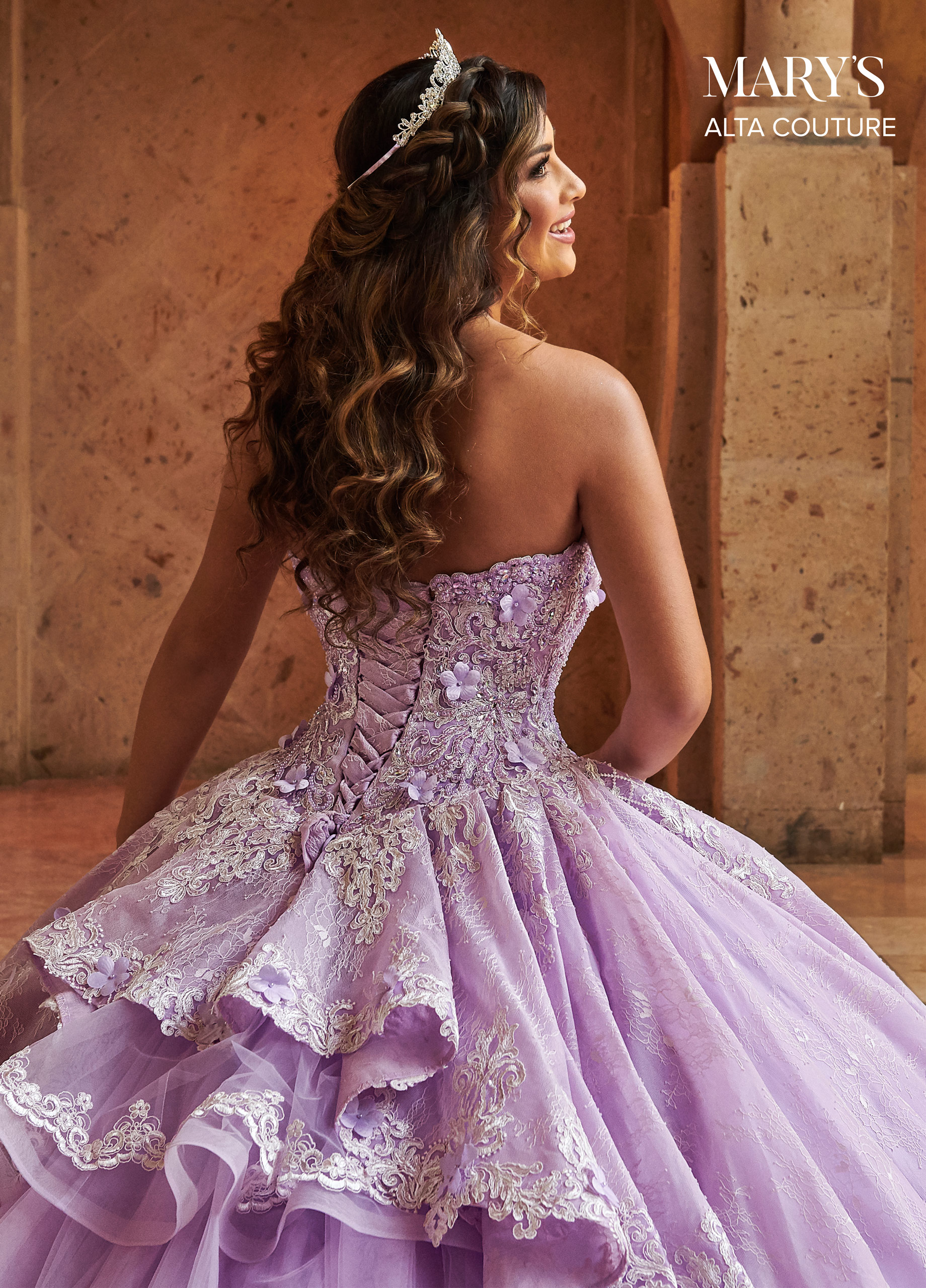 Quinceanera Couture Dresses | Alta Couture | Style - MQ3062