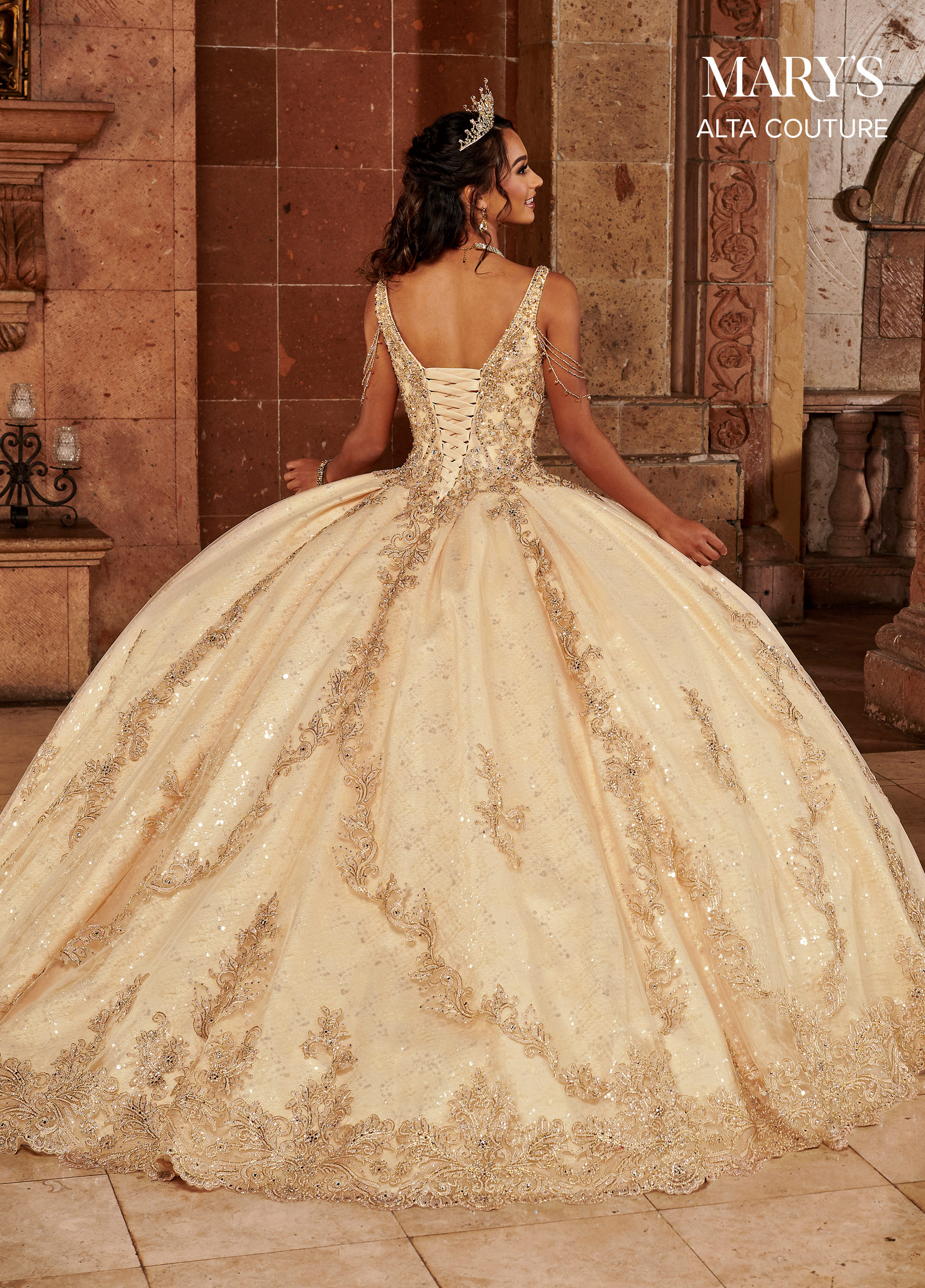 Quinceanera Couture Dresses | Alta Couture | Style - MQ3064