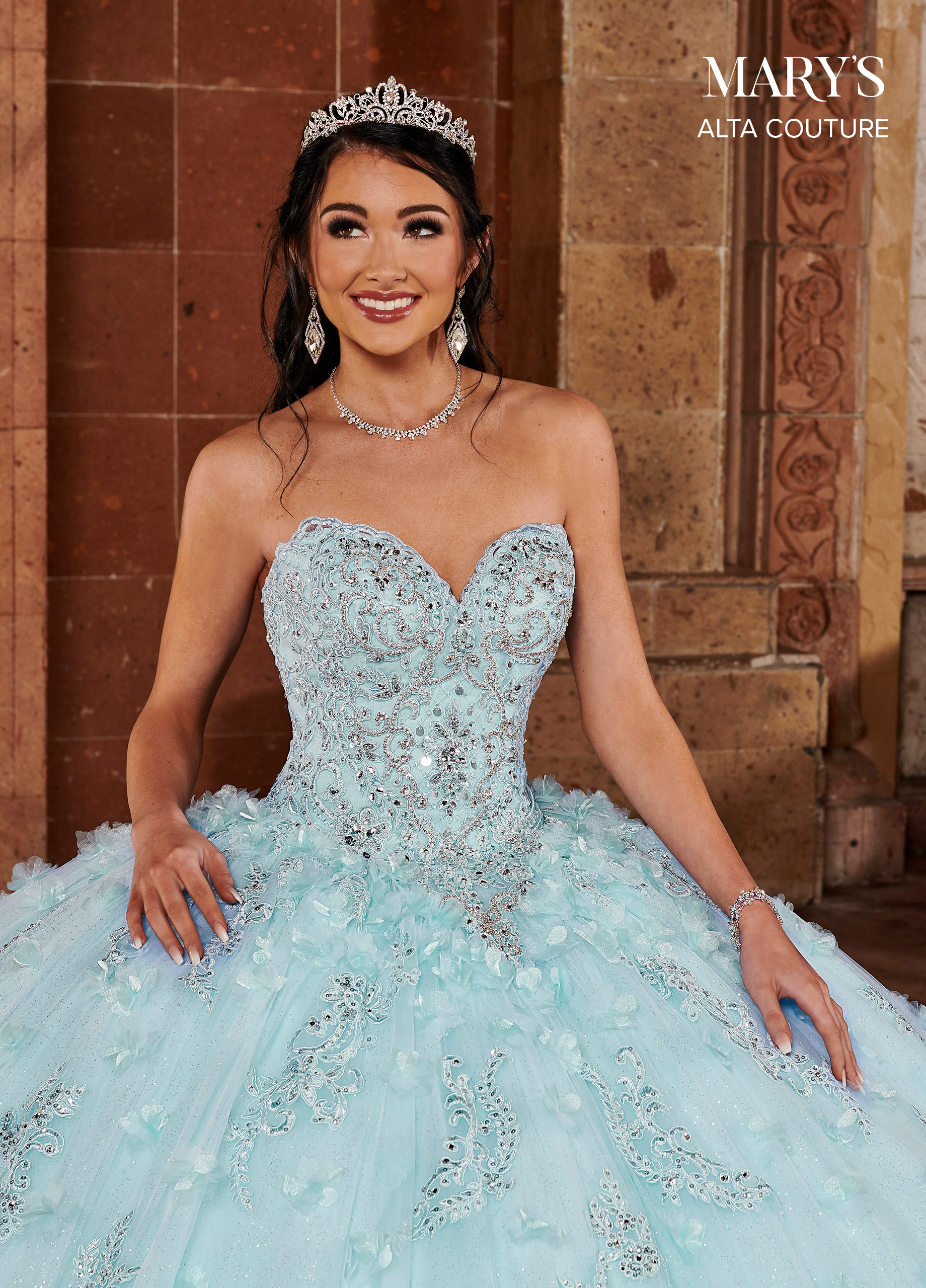 Quinceanera Couture Dresses | Alta Couture | Style - MQ3065