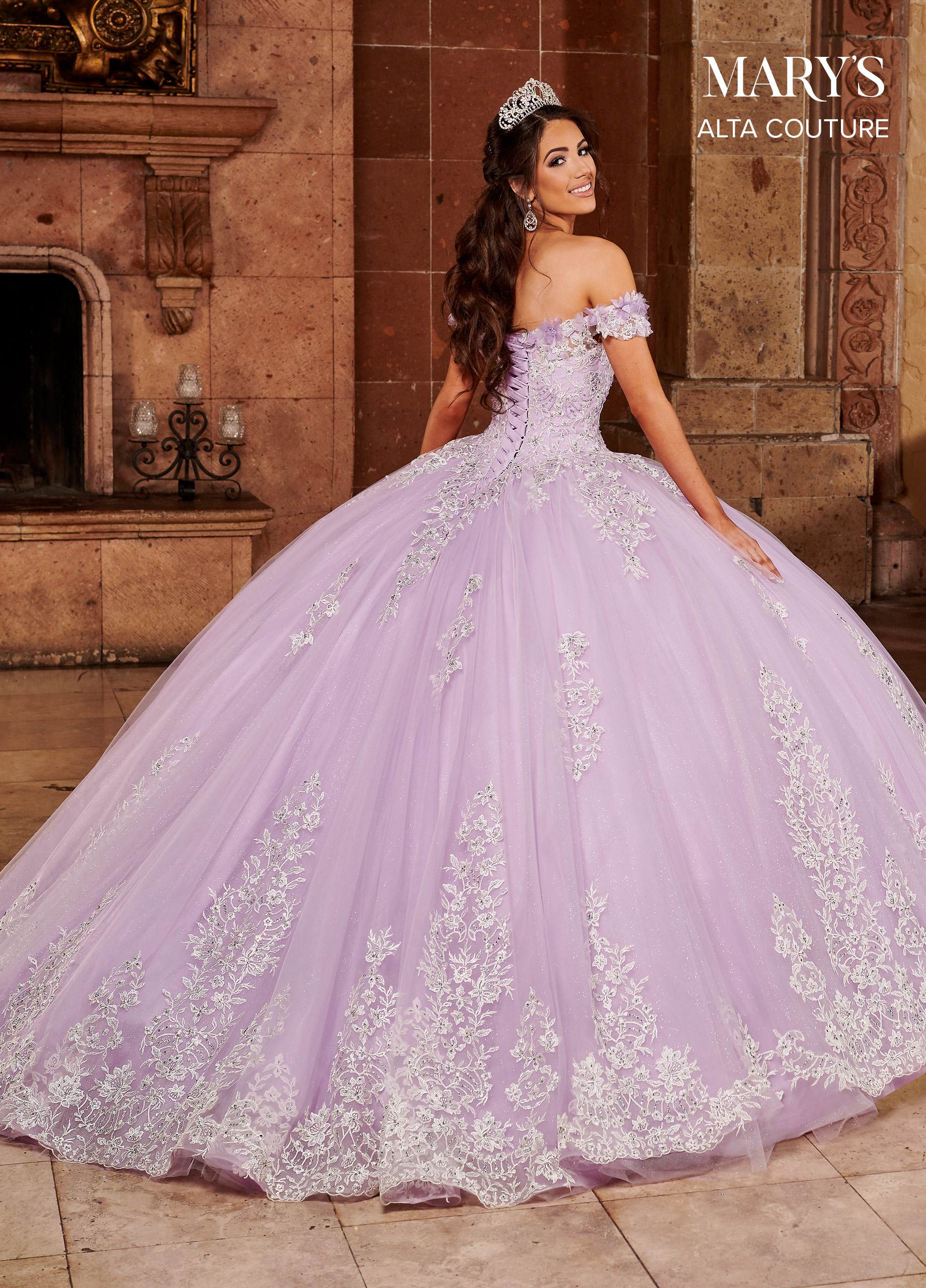 Quinceanera Couture Dresses | Alta Couture | Style - MQ3068