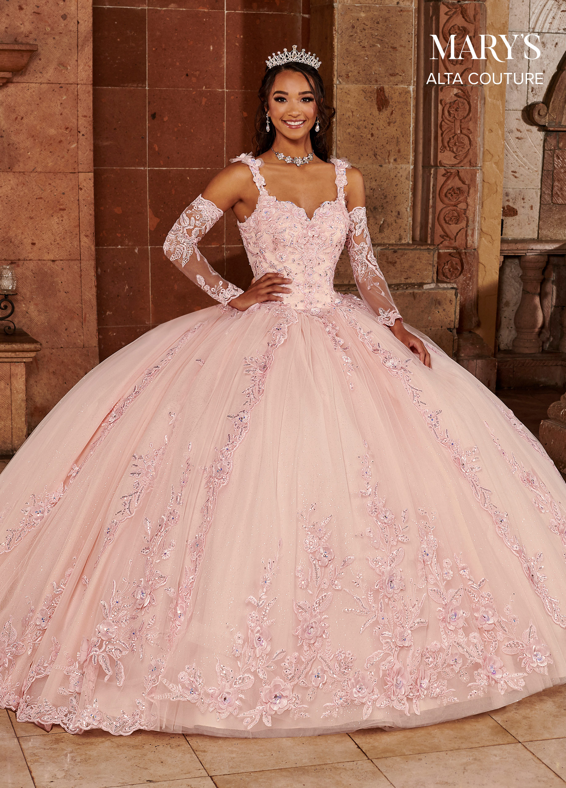 Quinceanera Couture Dresses | Alta Couture | Style - MQ3069