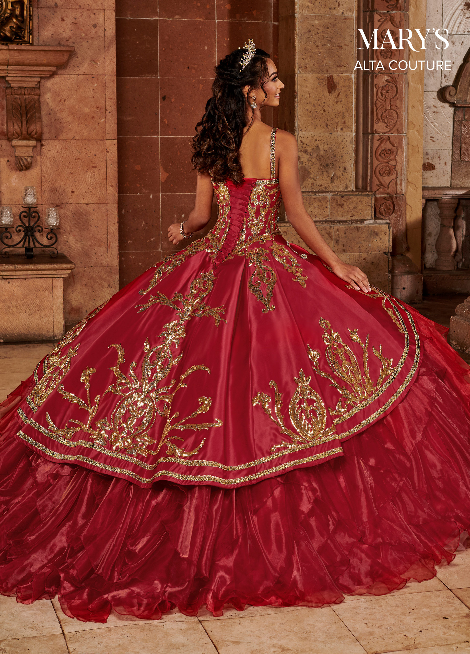 Quinceanera Couture Dresses | Alta Couture | Style - MQ3070