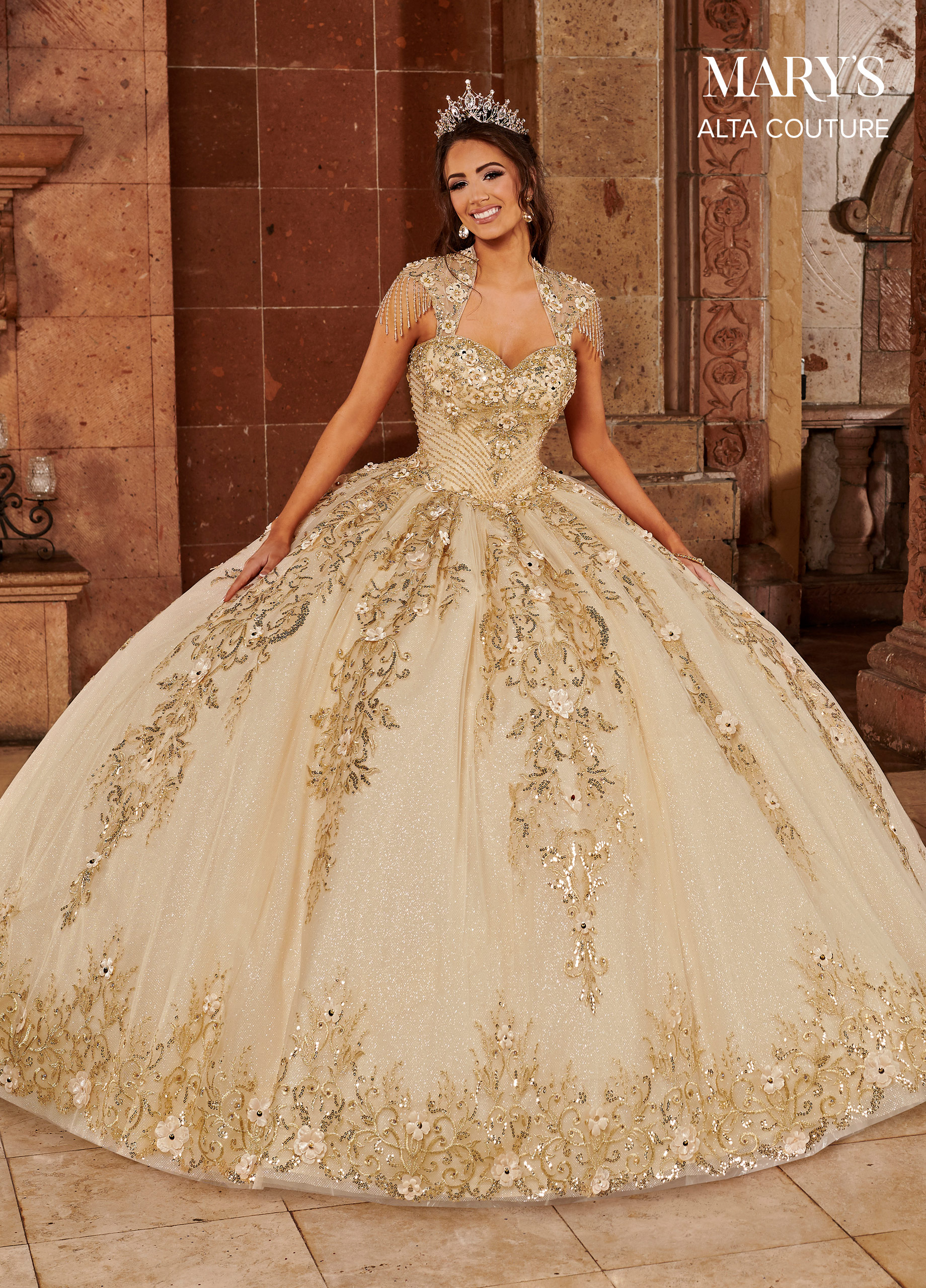 Quinceanera Couture Dresses | Alta Couture | Style - MQ3071