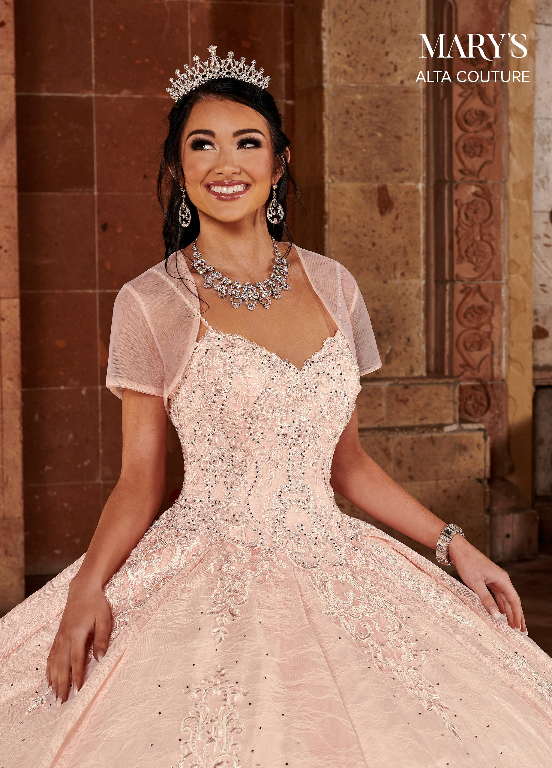 Quinceanera Couture Dresses | Alta Couture | Style - MQ3072