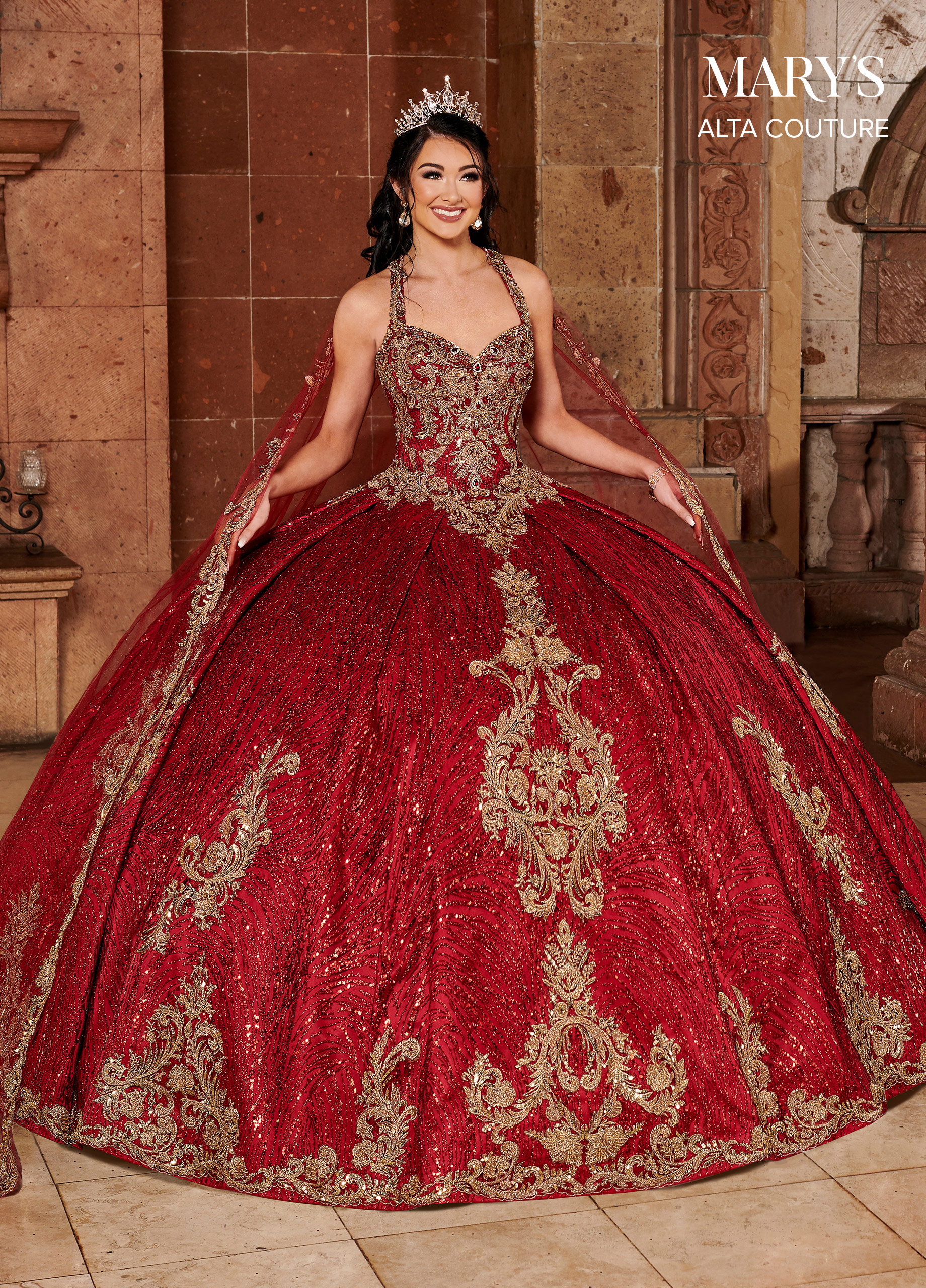 Quinceanera Couture Dresses   Alta Couture   Style - MQ3073