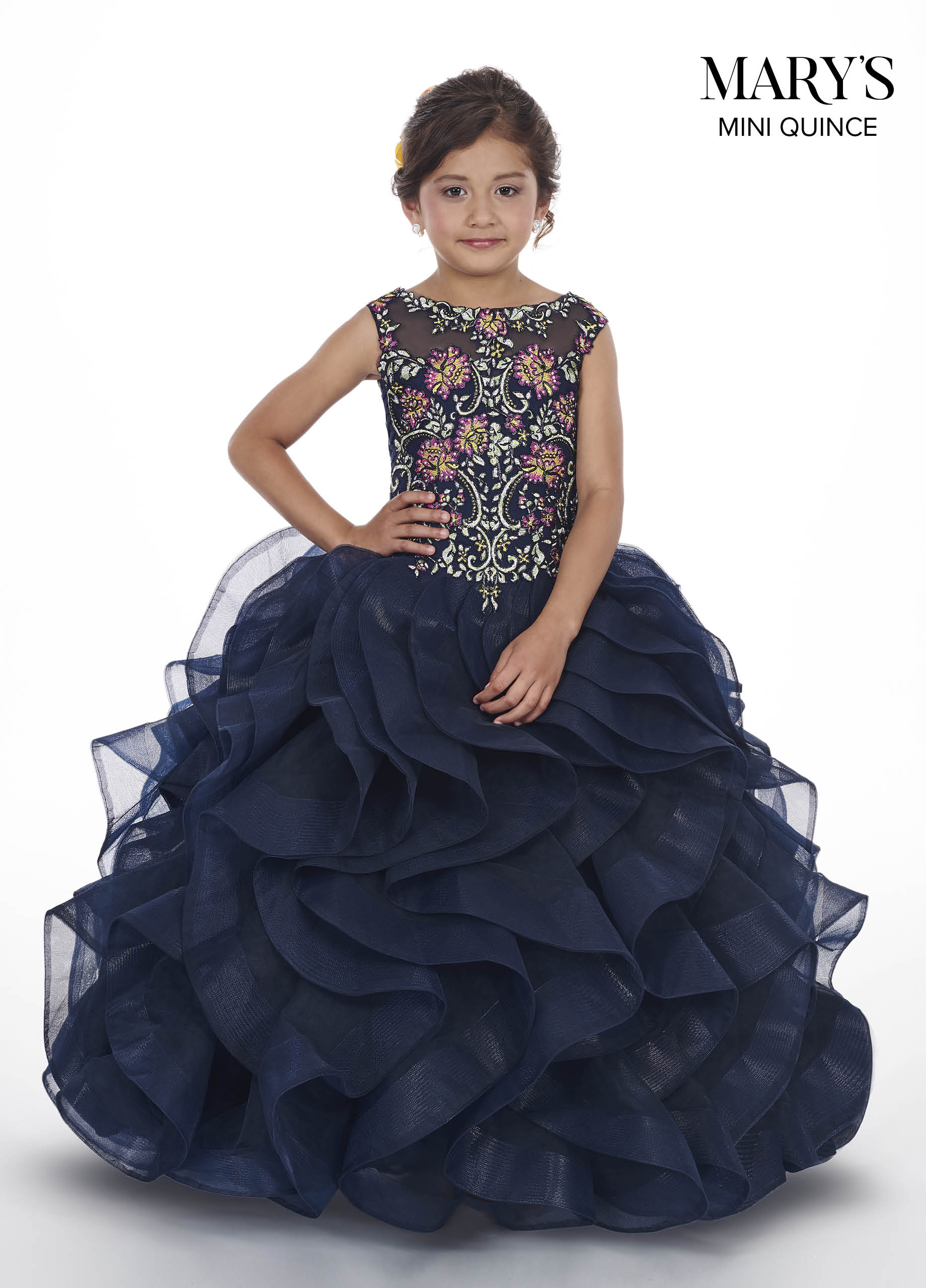 Little Quince Dresses | Mini Quince | Style - MQ4005