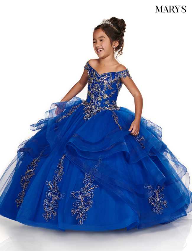 Color Little Quince Dresses - Style - MQ4013