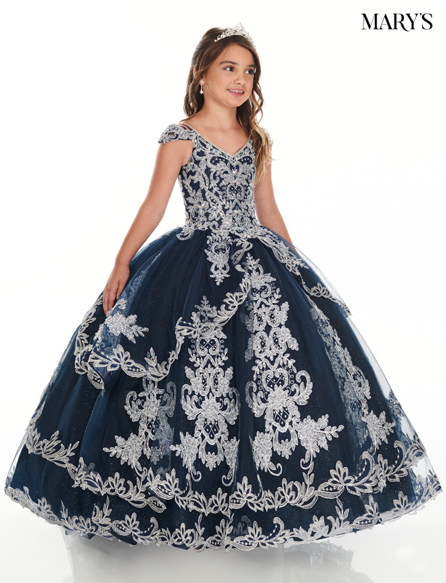Color Little Quince Dresses - Style - MQ4018