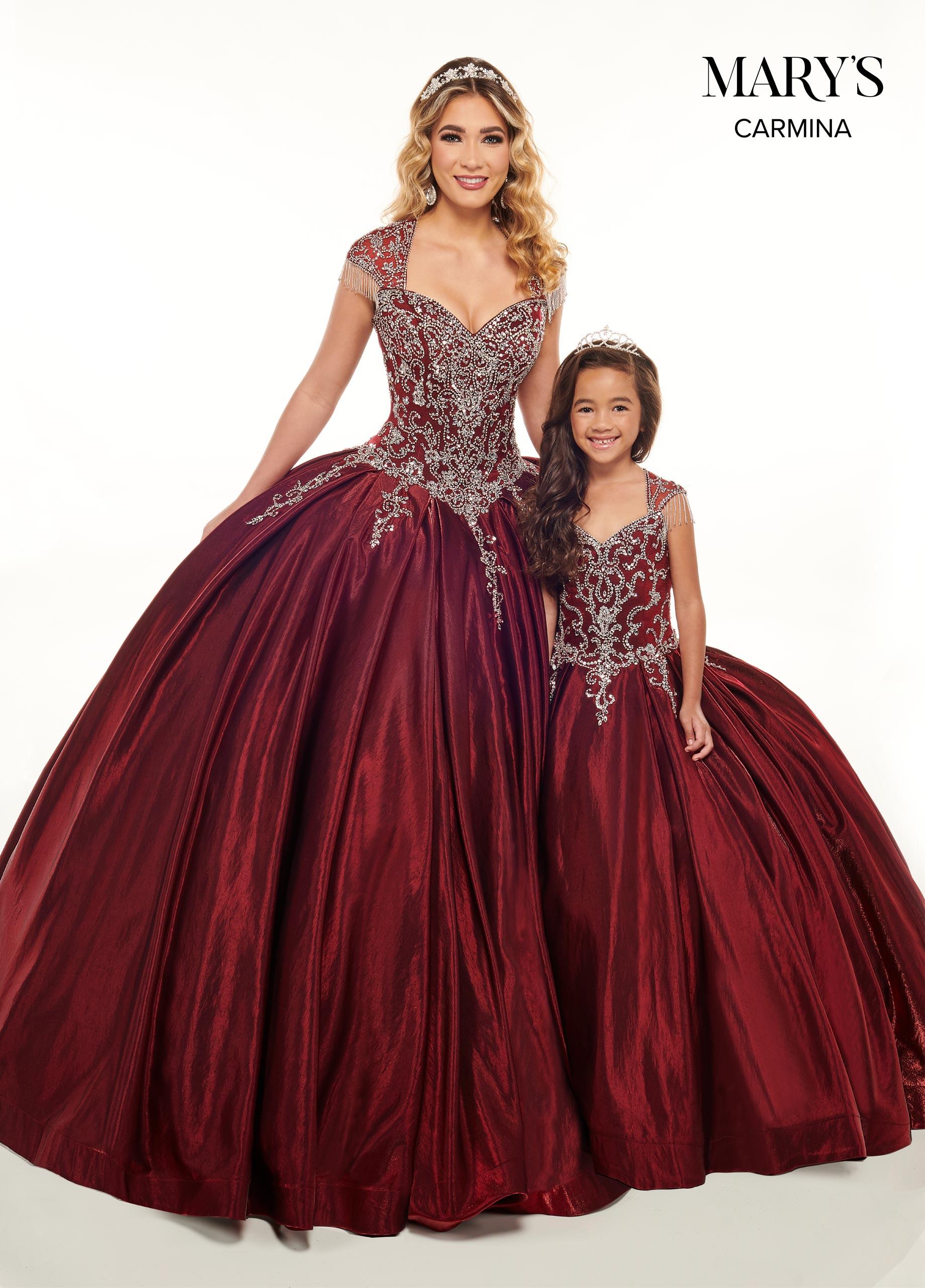 Little Quince Dresses | Mini Quince | Style - MQ4022