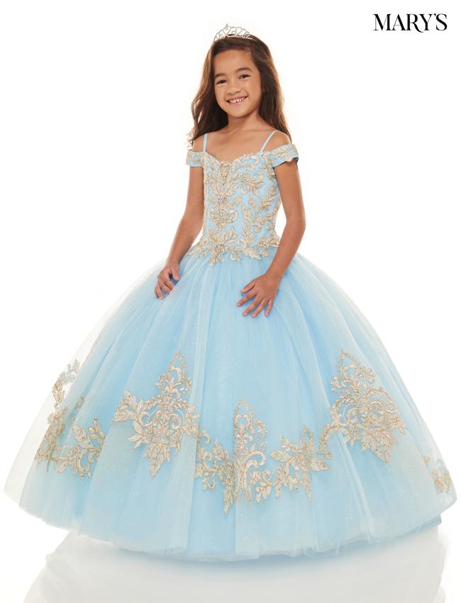 Color Little Quince Dresses - Style - MQ4023