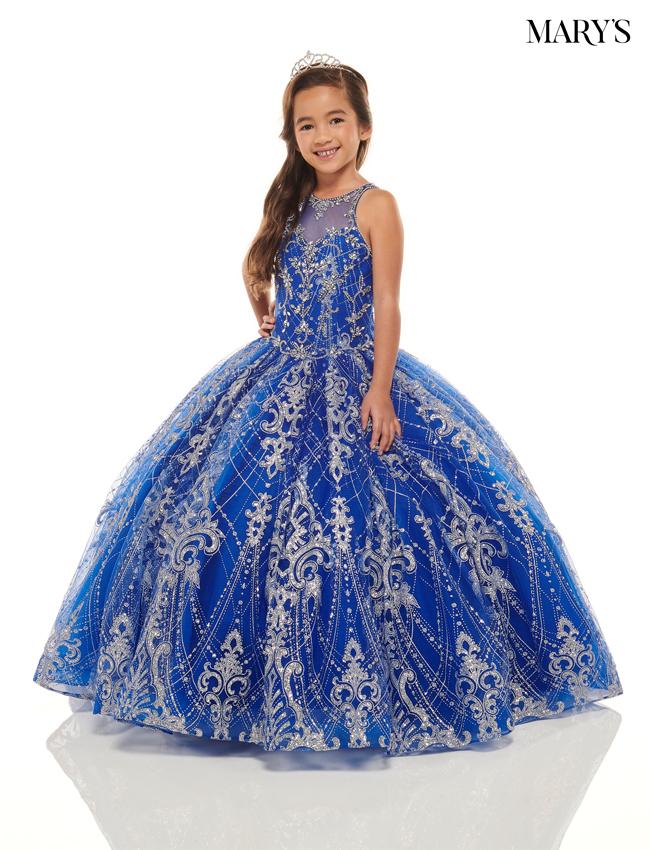Color Little Quince Dresses - Style - MQ4025