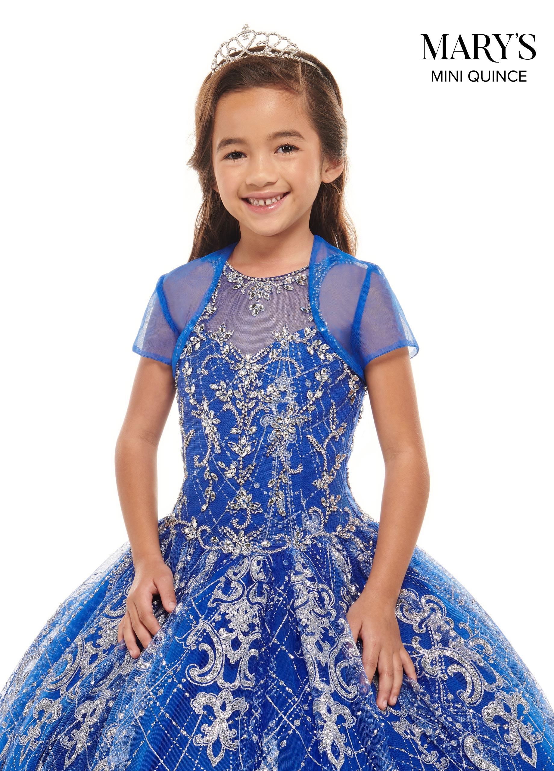 Little Quince Dresses | Mini Quince | Style - MQ4025