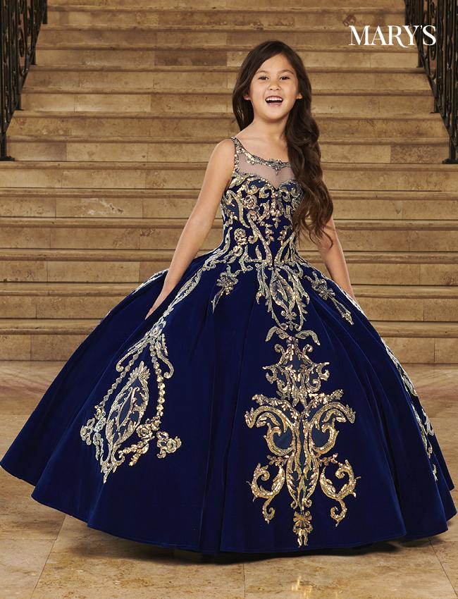 Royal Color Little Quince Dresses - Style - MQ4028