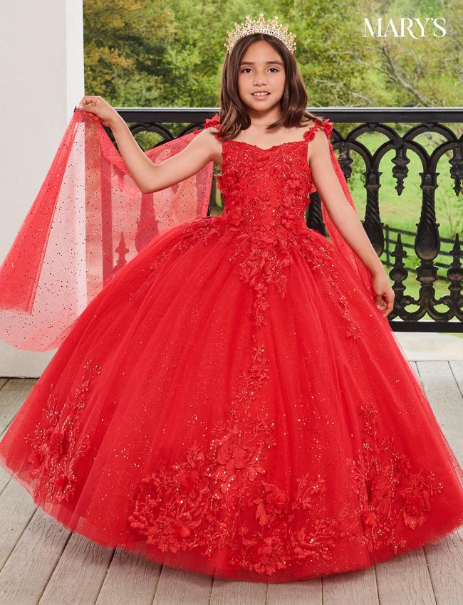 Color Little Quince Dresses - Style - MQ4031