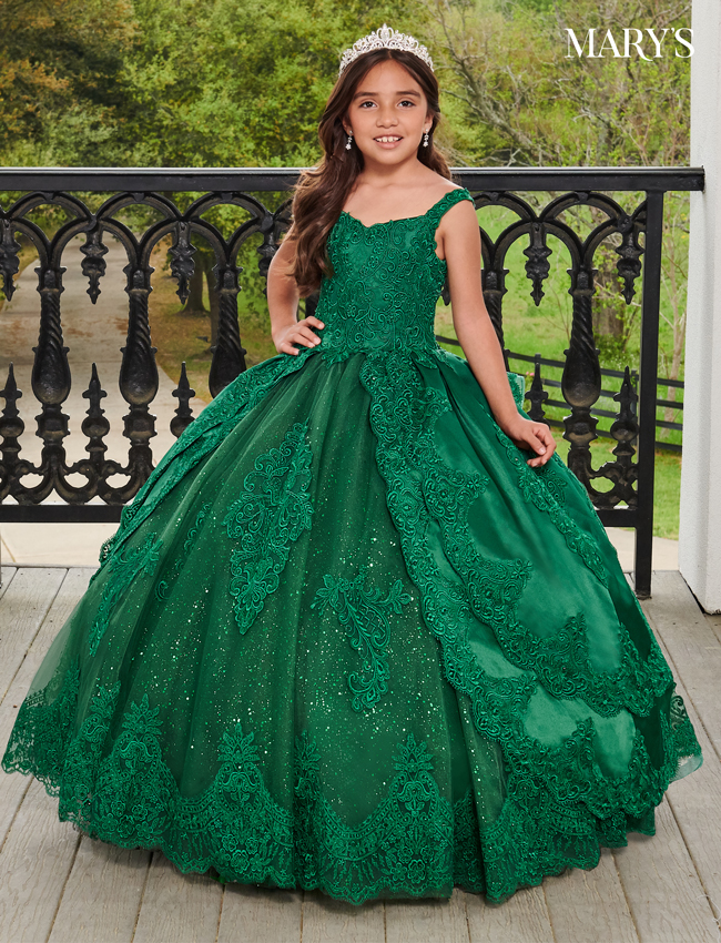 Color Little Quince Dresses - Style - MQ4032