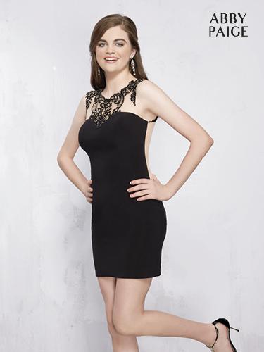 Color Malia Rose Prom Dresses - Style - P3946