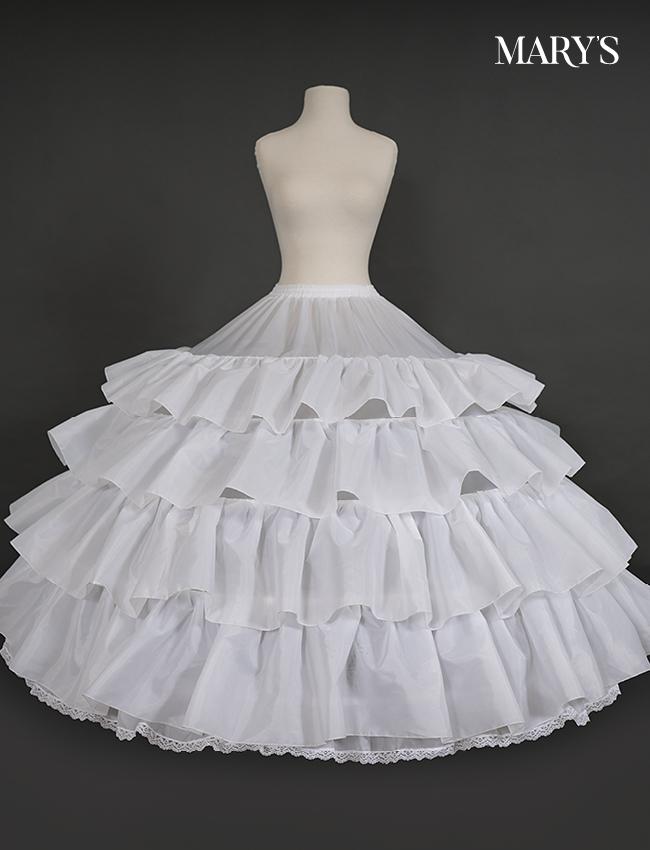 Color Bridal Petticoats - Style - SK308