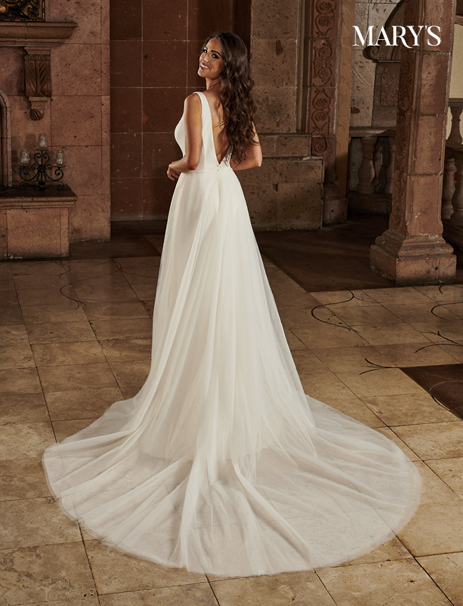 Ivory Color Bridal Petticoats - Style - T001