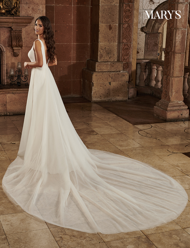 Ivory Color Bridal Petticoats - Style - T002